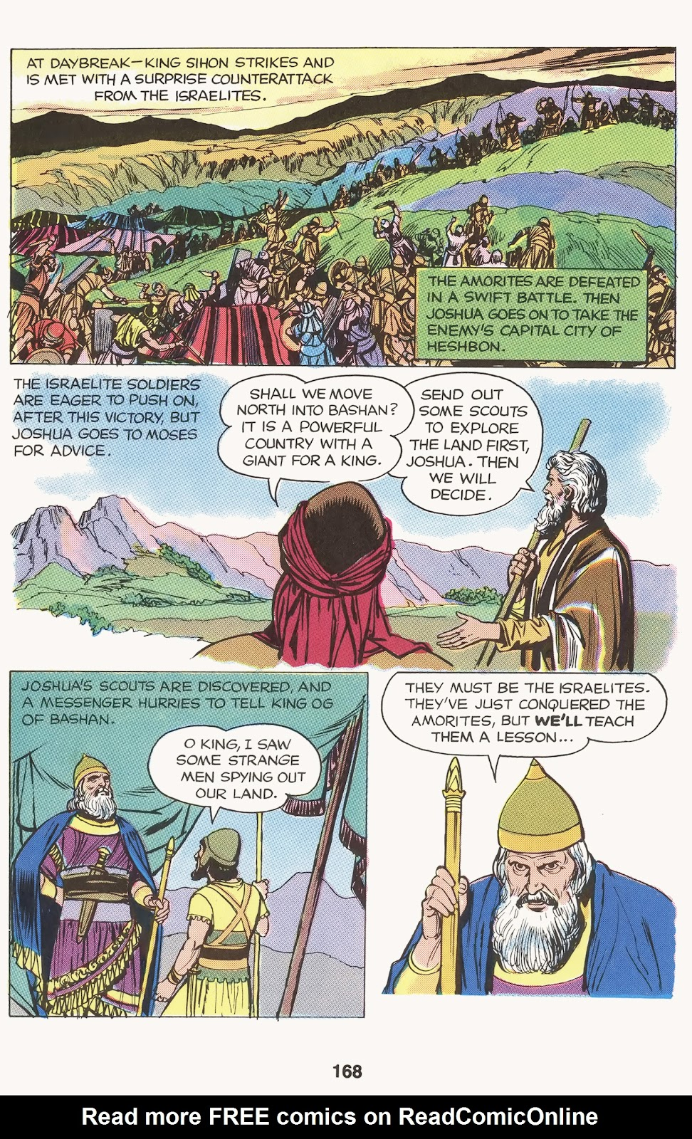 The Picture Bible issue TPB (Part 2) - Page 71