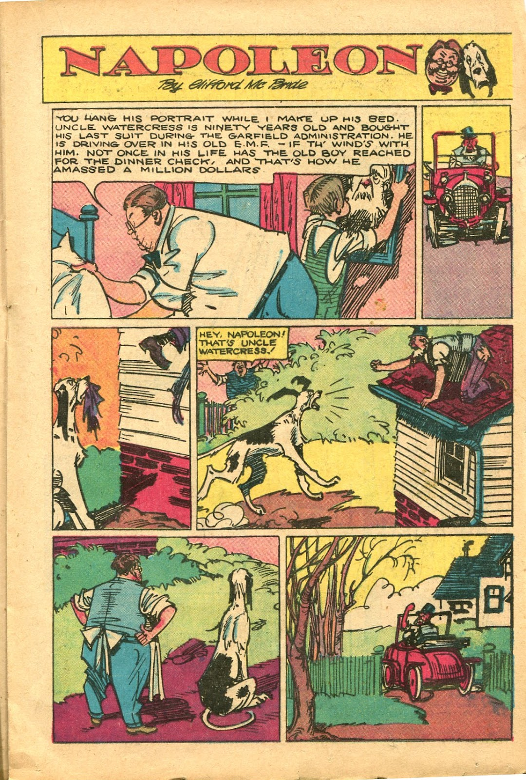 Read online Famous Funnies comic -  Issue #154 - 25
