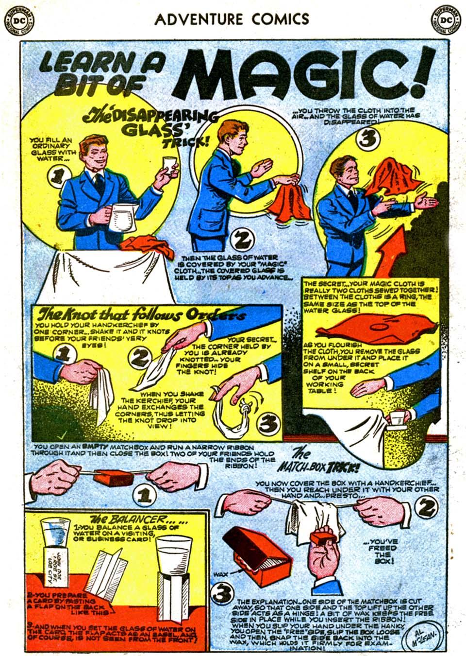 Read online Adventure Comics (1938) comic -  Issue #177 - 42