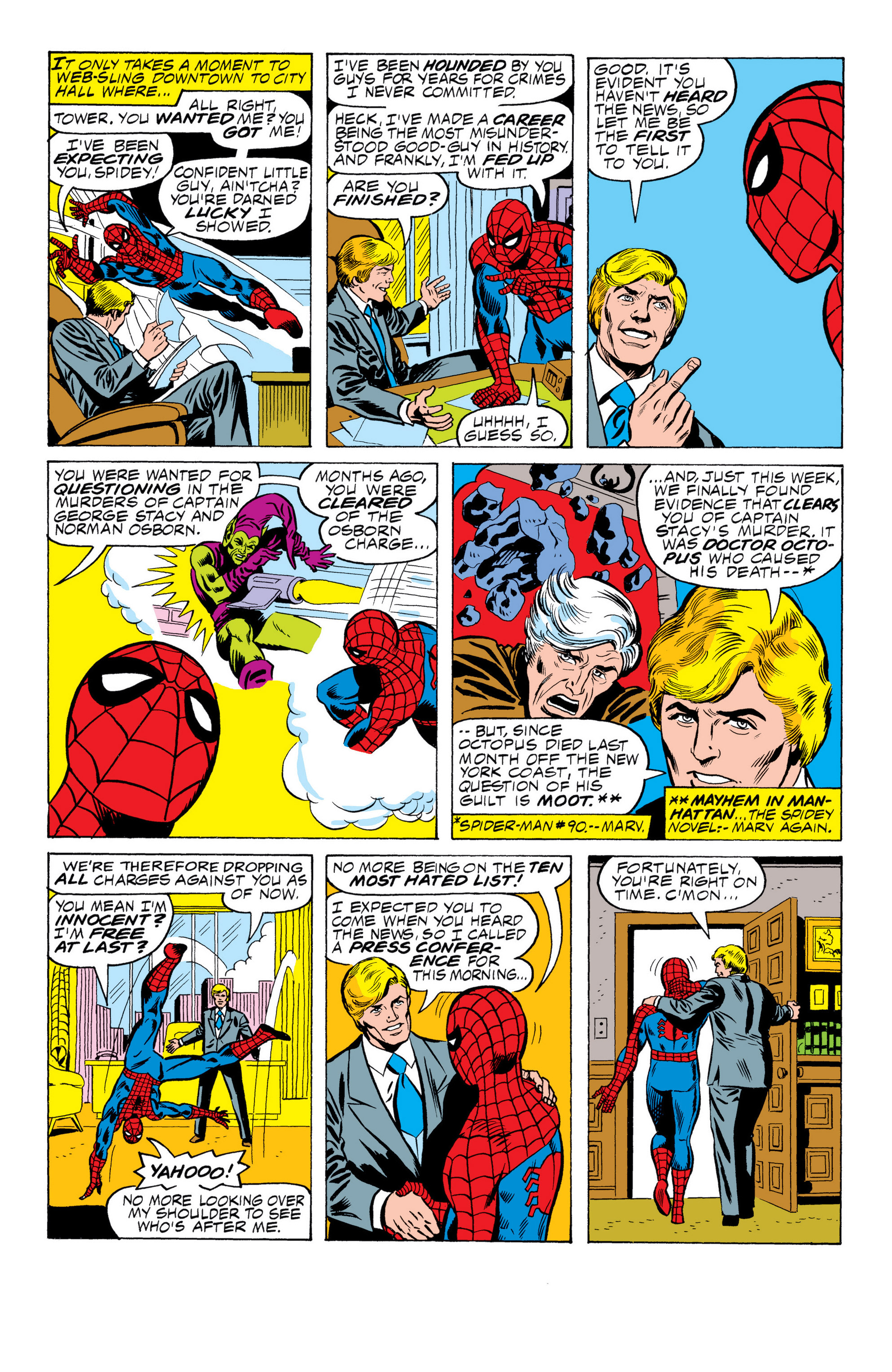 The Amazing Spider-Man (1963) 186 Page 9