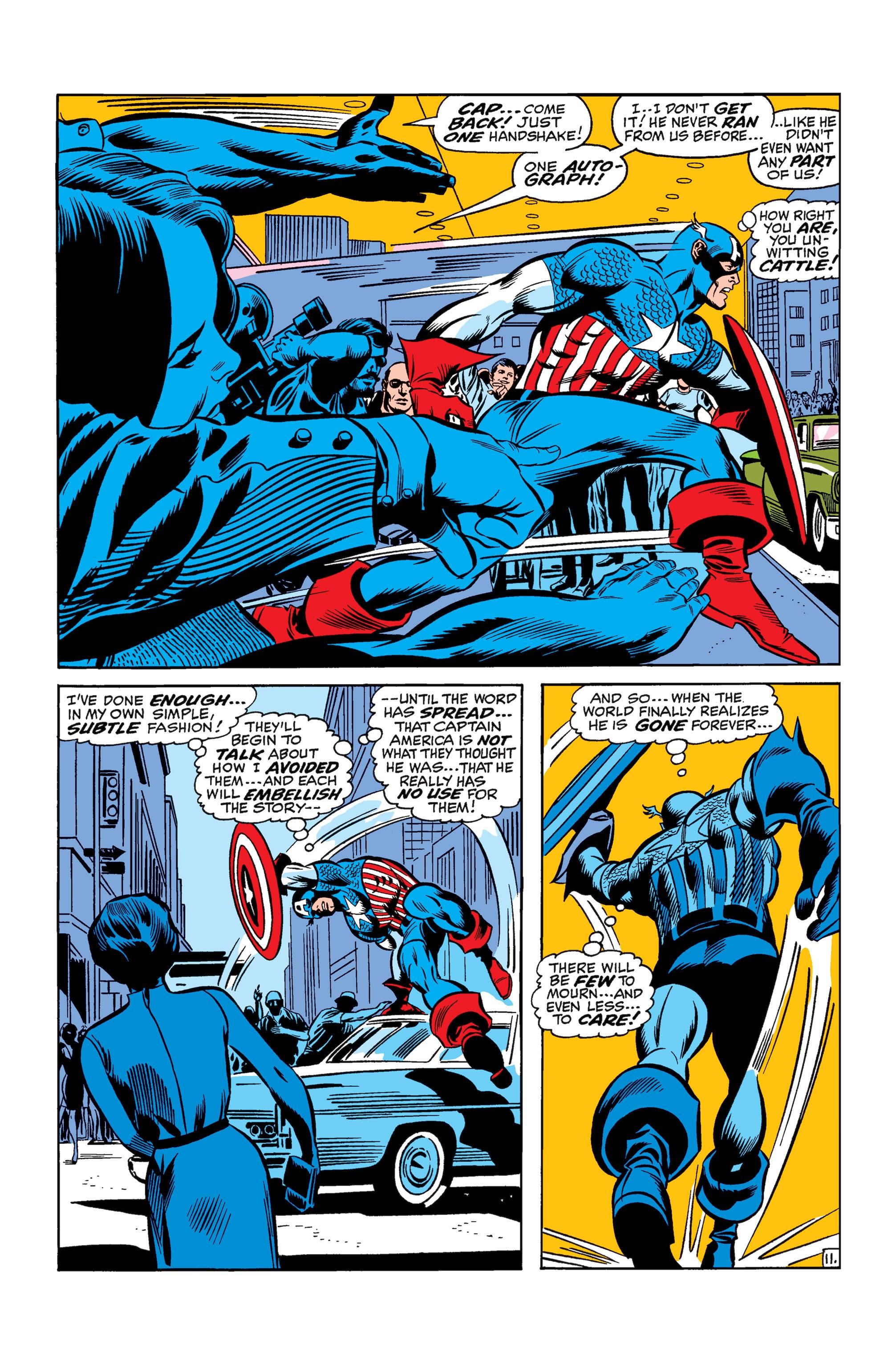 Marvel Masterworks: Captain America TPB_4_(Part_2) Page 1