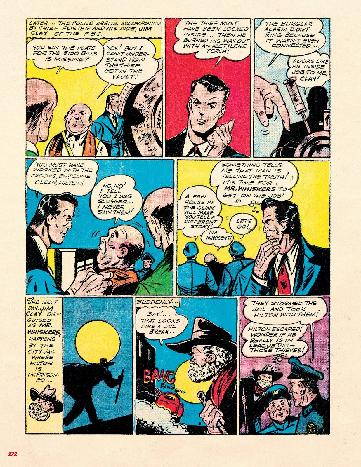 Read online Super Weird Heroes comic -  Issue # TPB 2 (Part 2) - 72