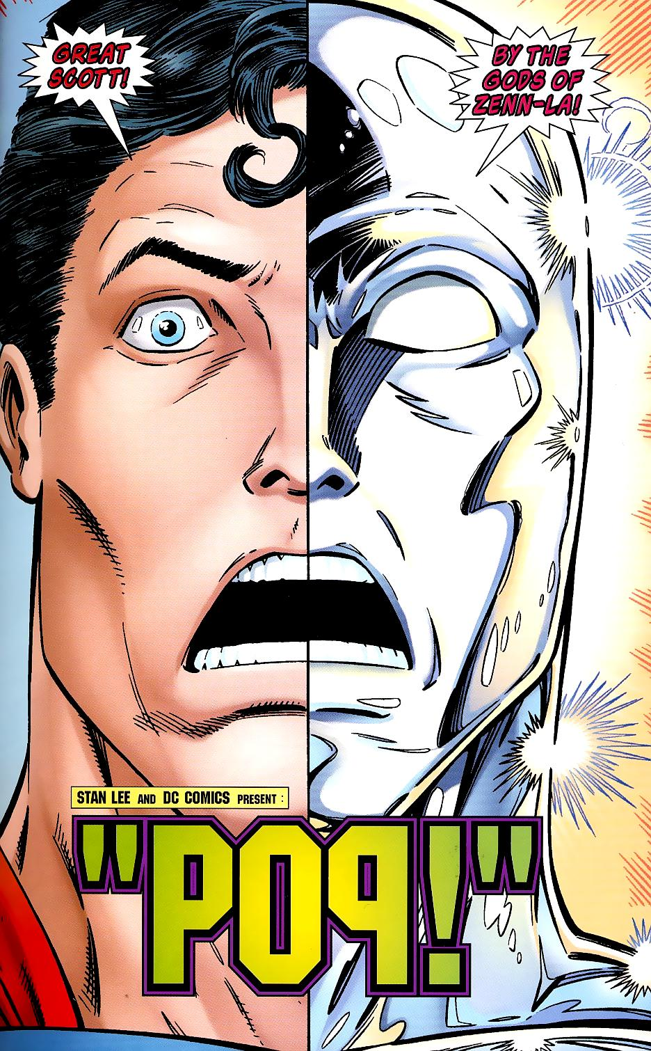Read online Silver Surfer/Superman comic -  Issue # Full - 6