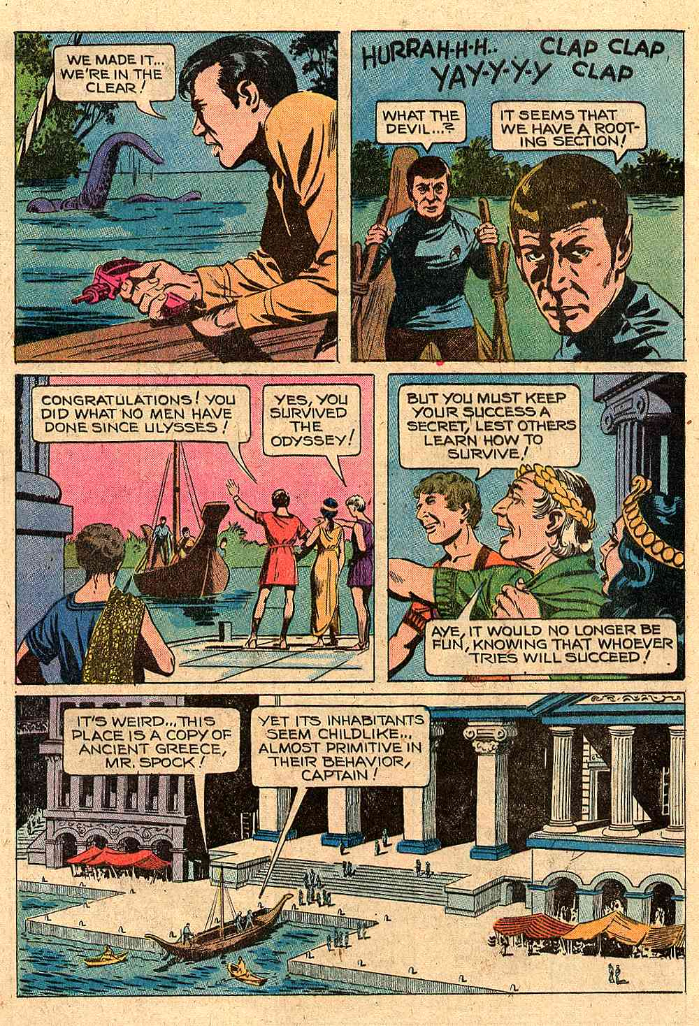 Star Trek (1967) issue 53 - Page 21
