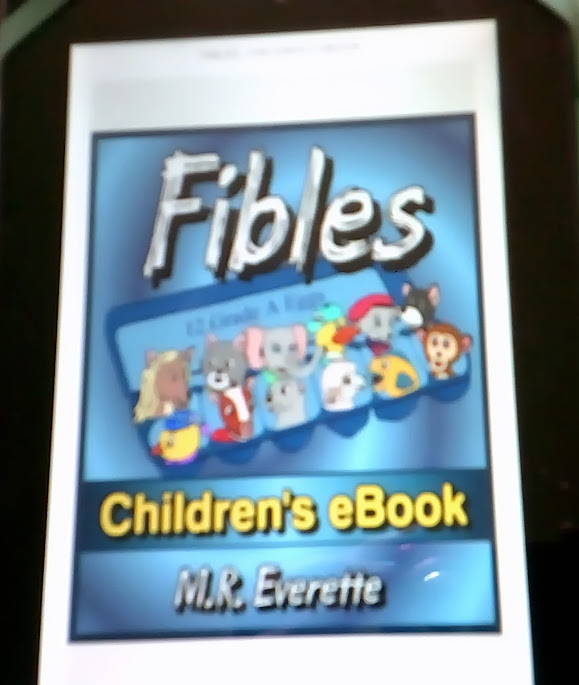 Ebook, Kindle, fables, children
