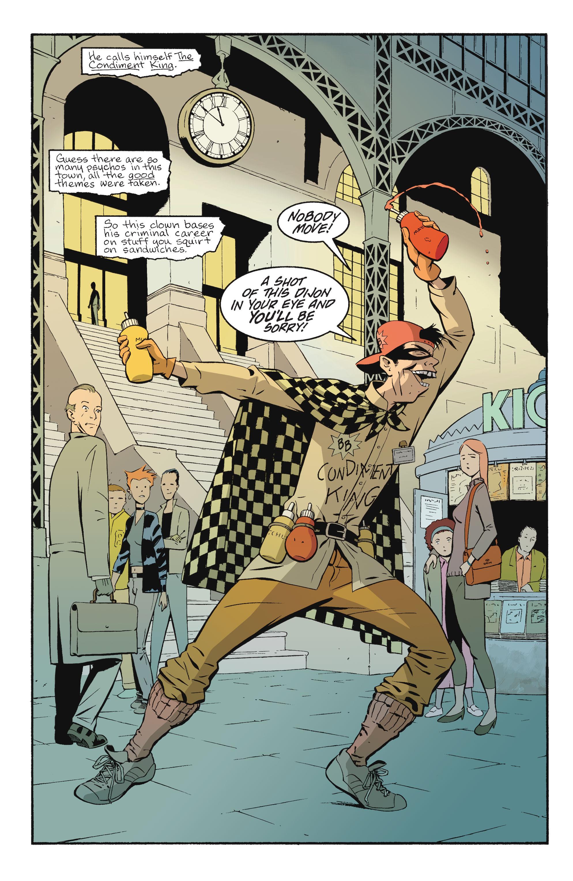 Read online Batgirl/Robin: Year One comic -  Issue # TPB 2 - 157
