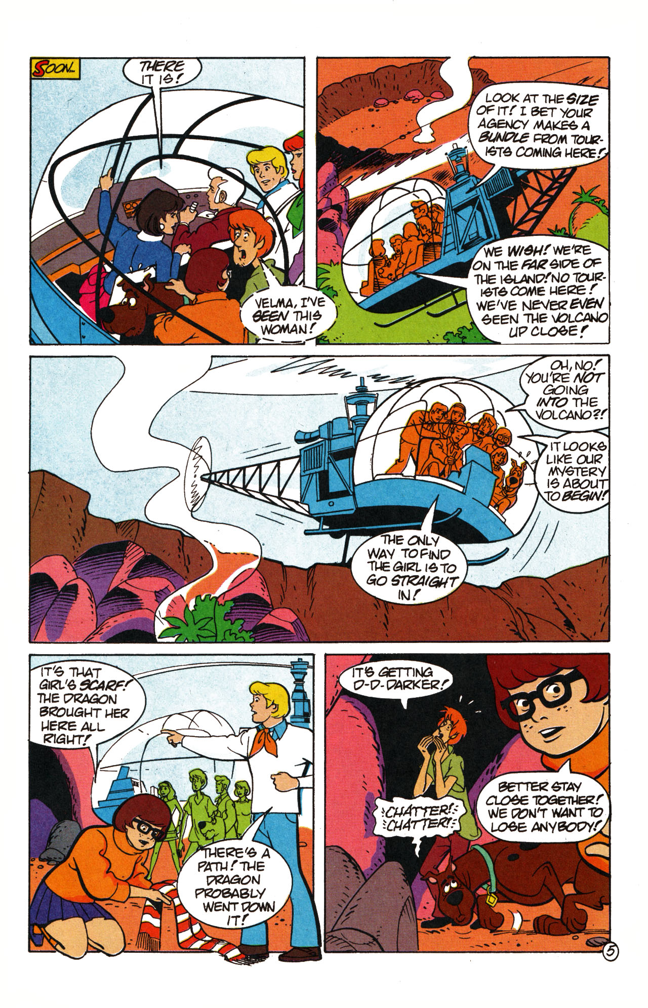 Read online Scooby-Doo (1995) comic -  Issue #15 - 27