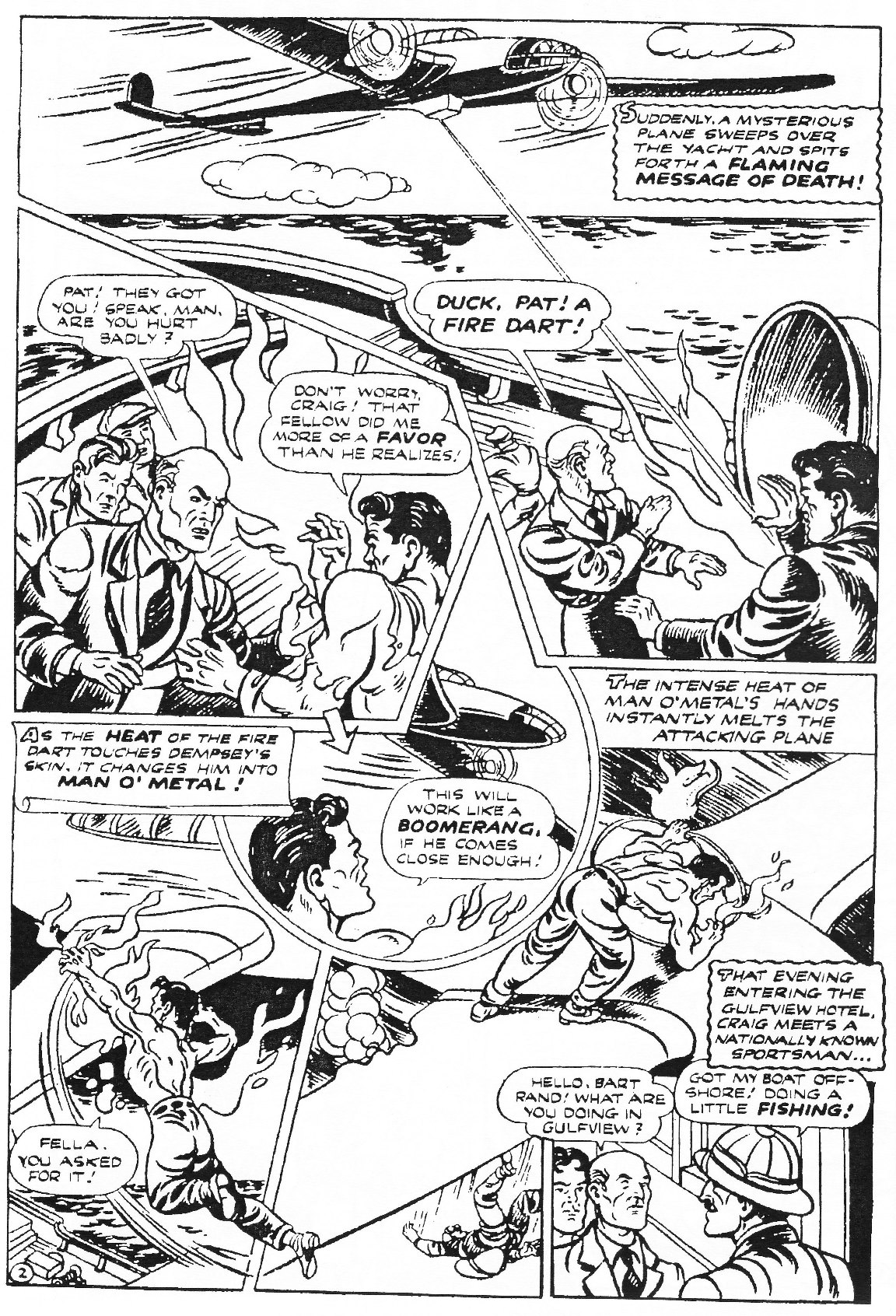 Read online Men of Mystery Comics comic -  Issue #77 - 42