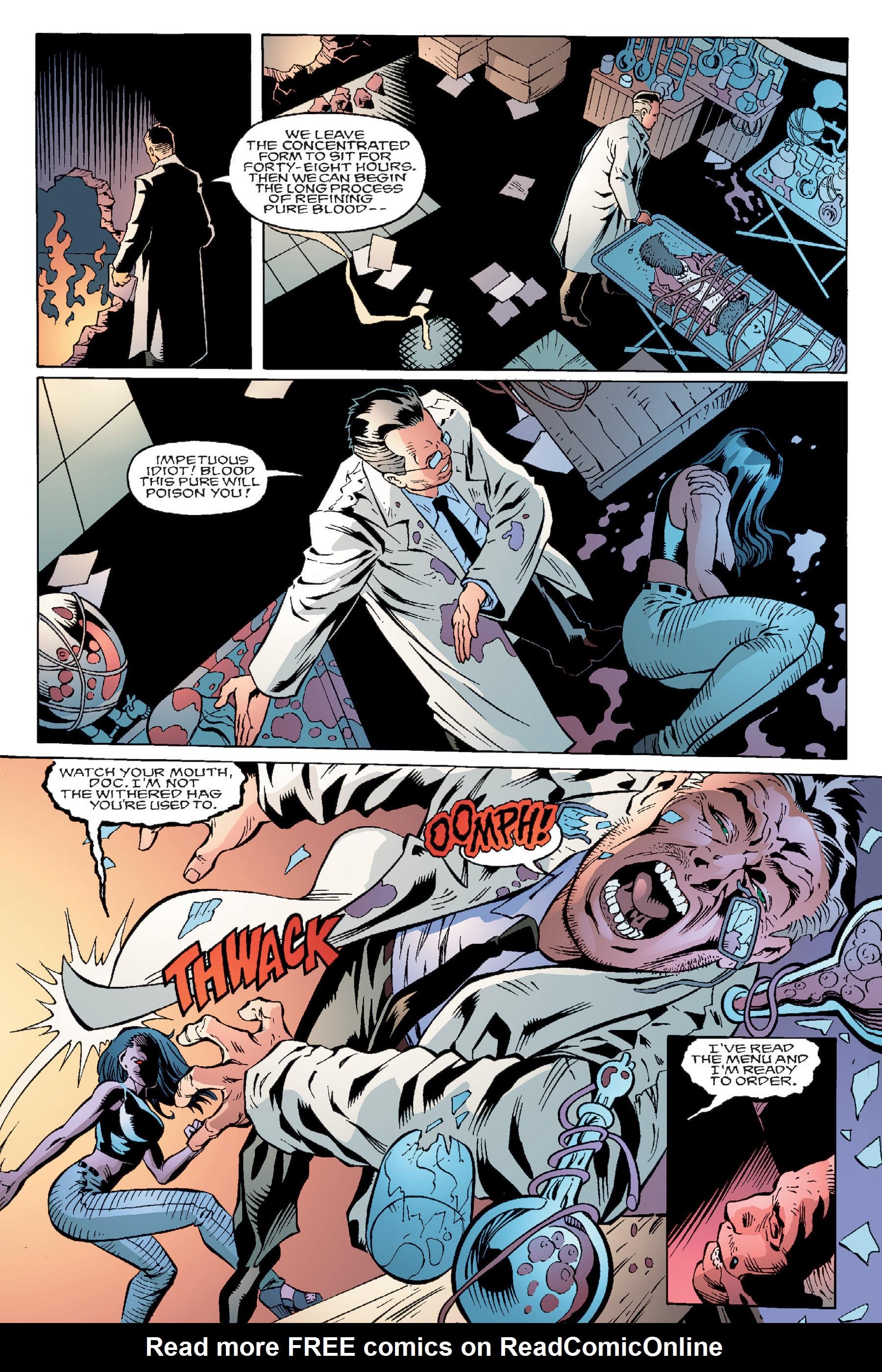 Read online Buffy the Vampire Slayer: Omnibus comic -  Issue # TPB 4 - 74