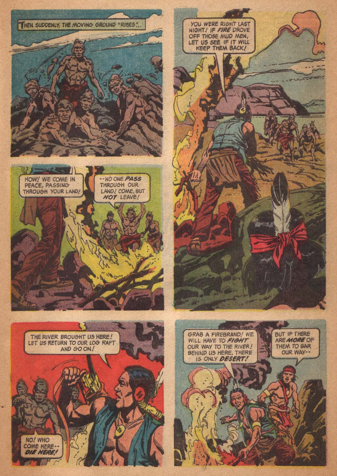 Read online Turok, Son of Stone comic -  Issue #47 - 29