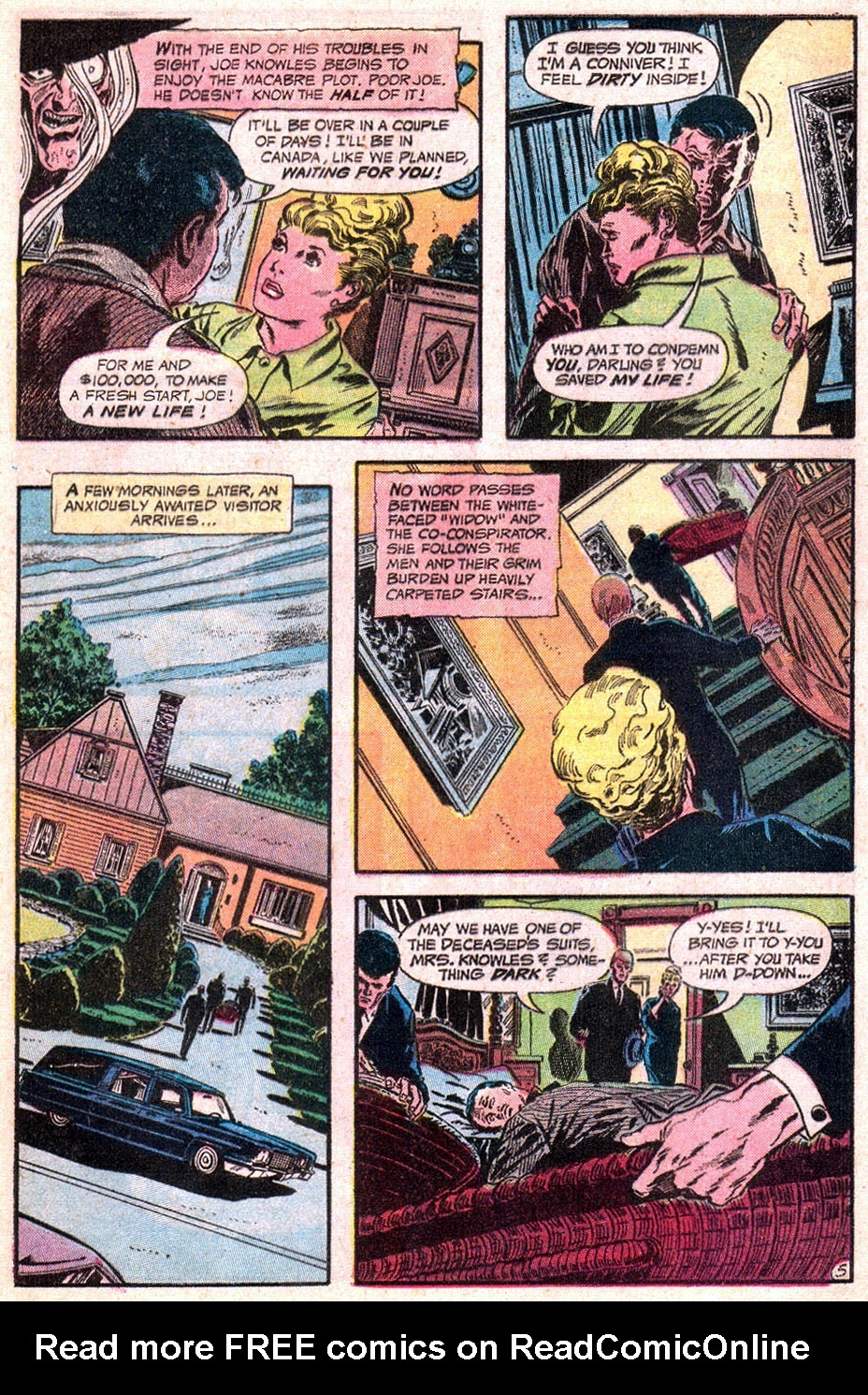 The Witching Hour (1969) issue 25 - Page 9