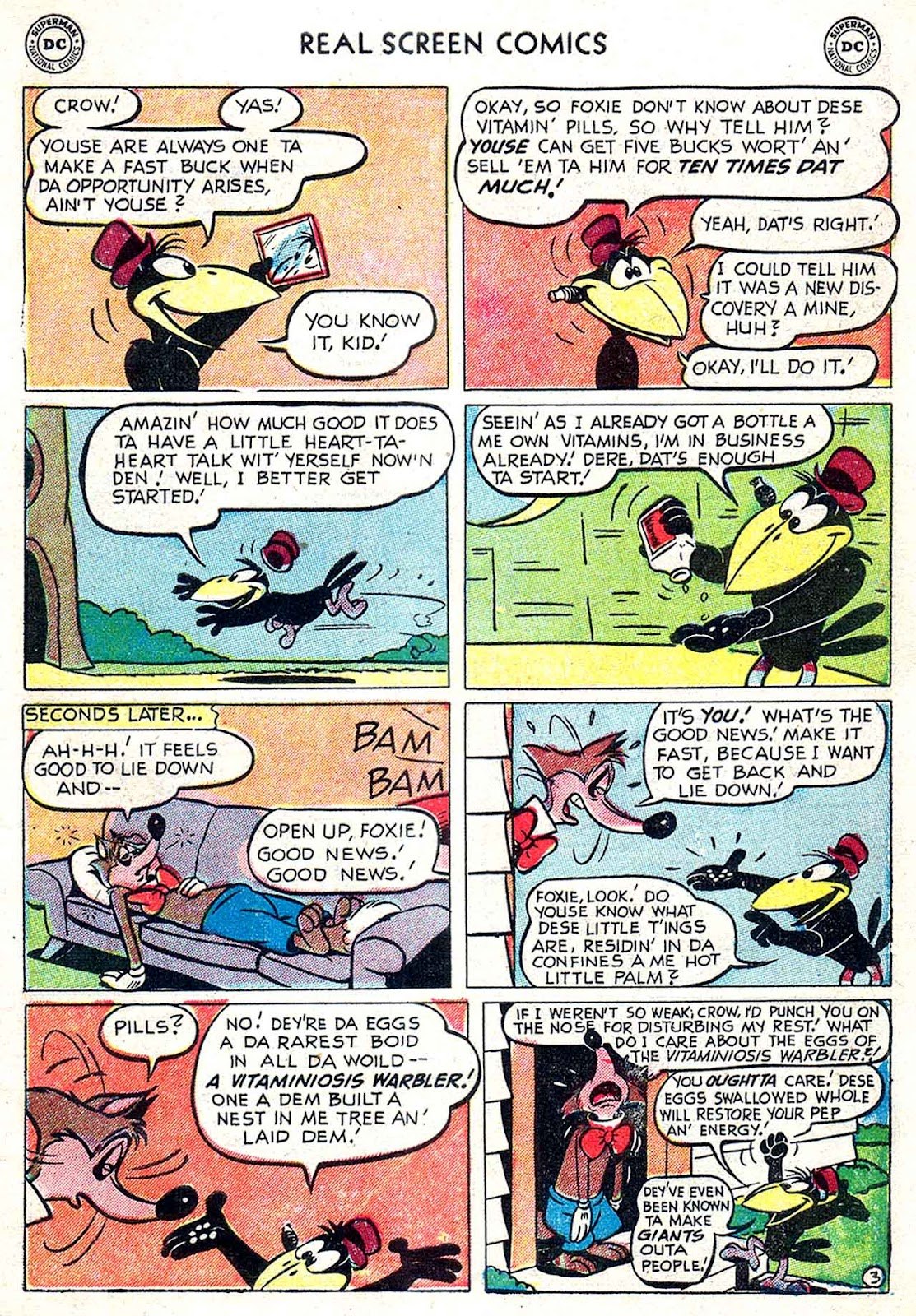 Real Screen Comics issue 49 - Page 5