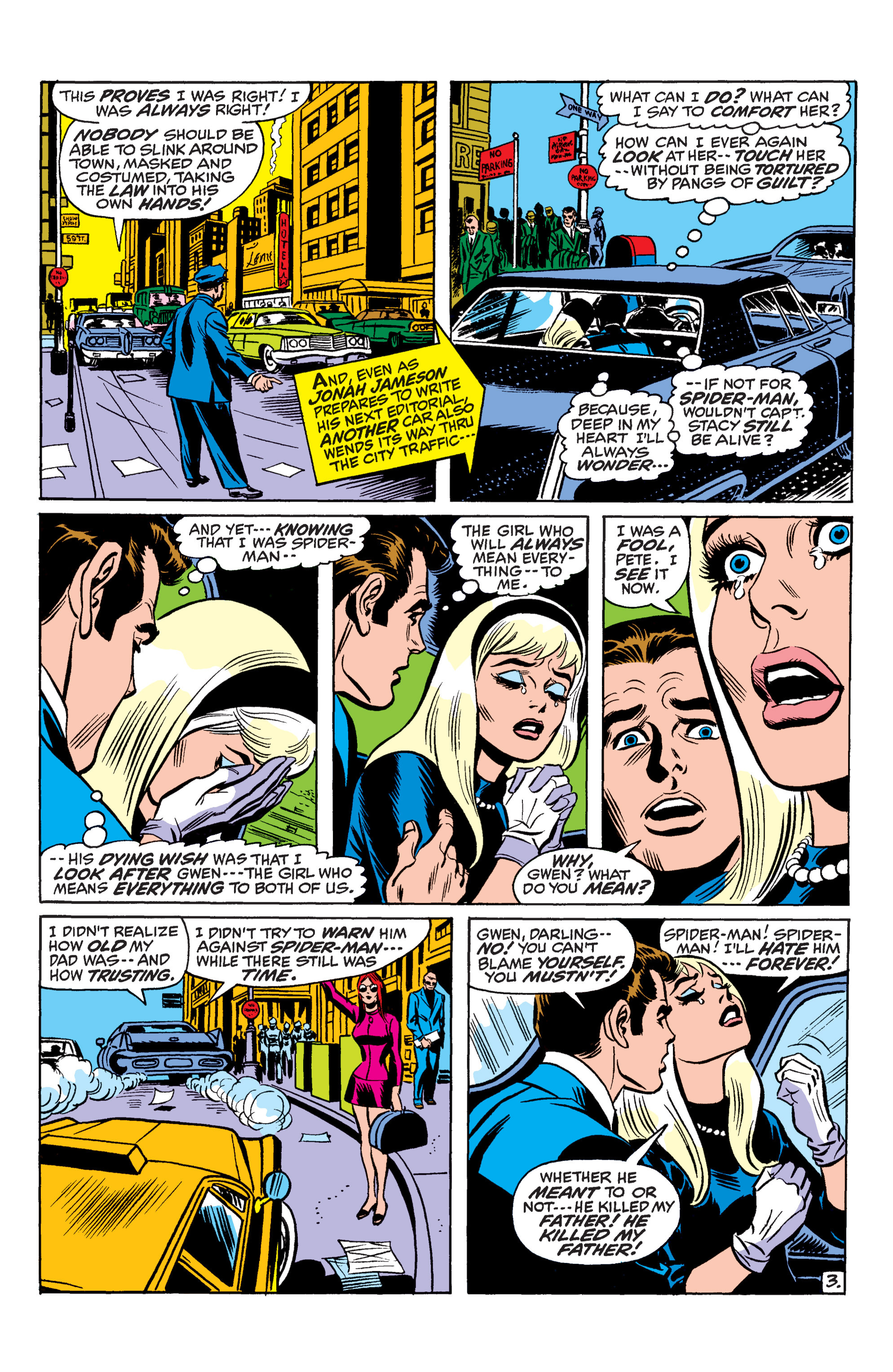 The Amazing Spider-Man (1963) 91 Page 3