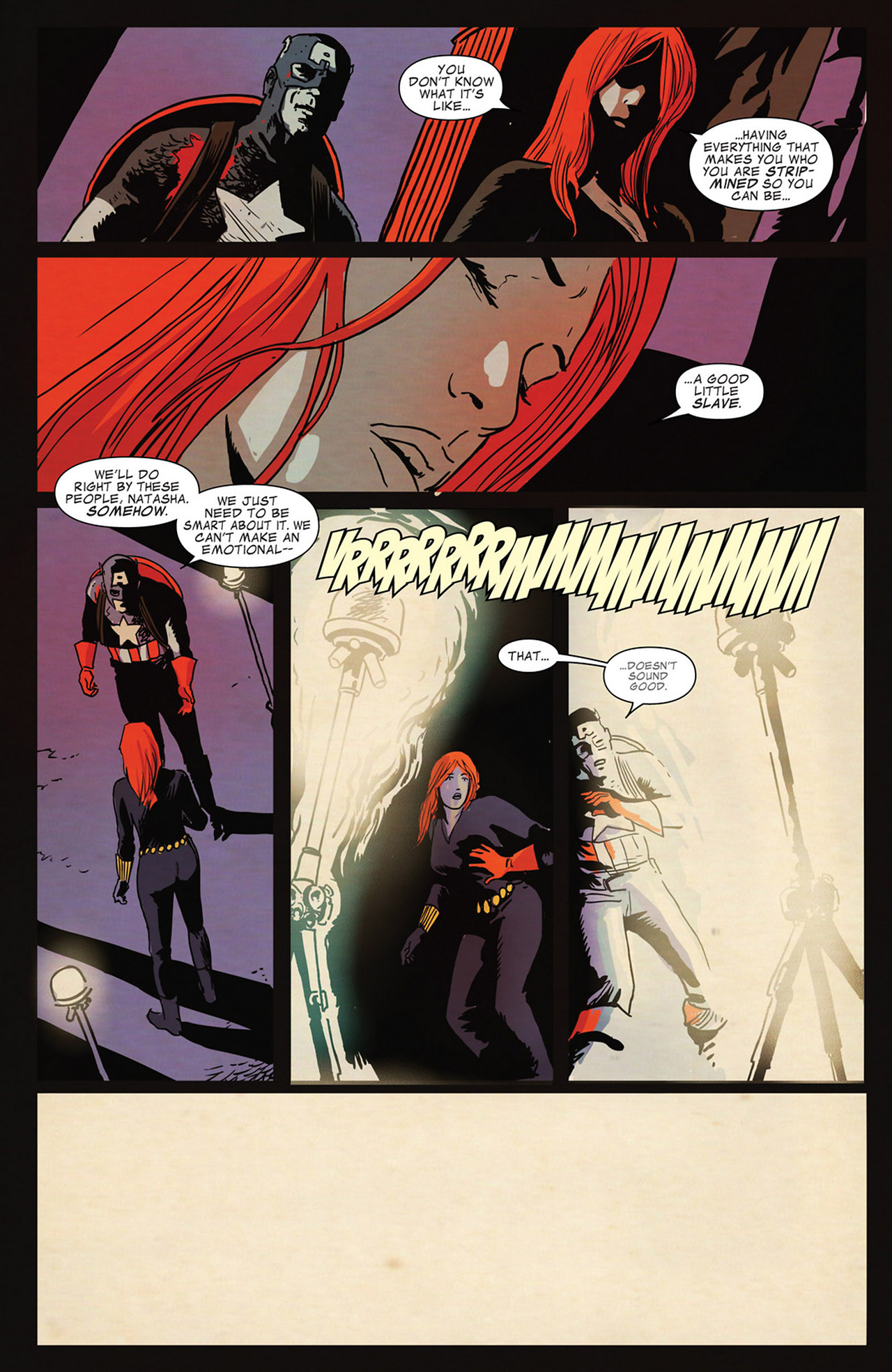 Read online Captain America And Black Widow comic -  Issue #637 - 13