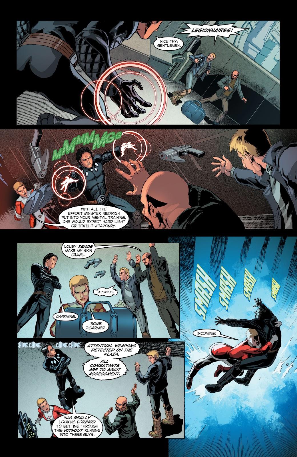 Read online Smallville Season 11 [II] comic -  Issue # TPB 4 - 46