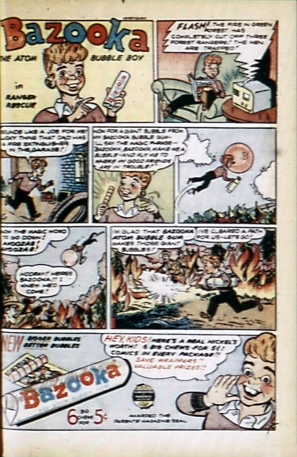 Green Lantern (1941) Issue #32 #32 - English 34