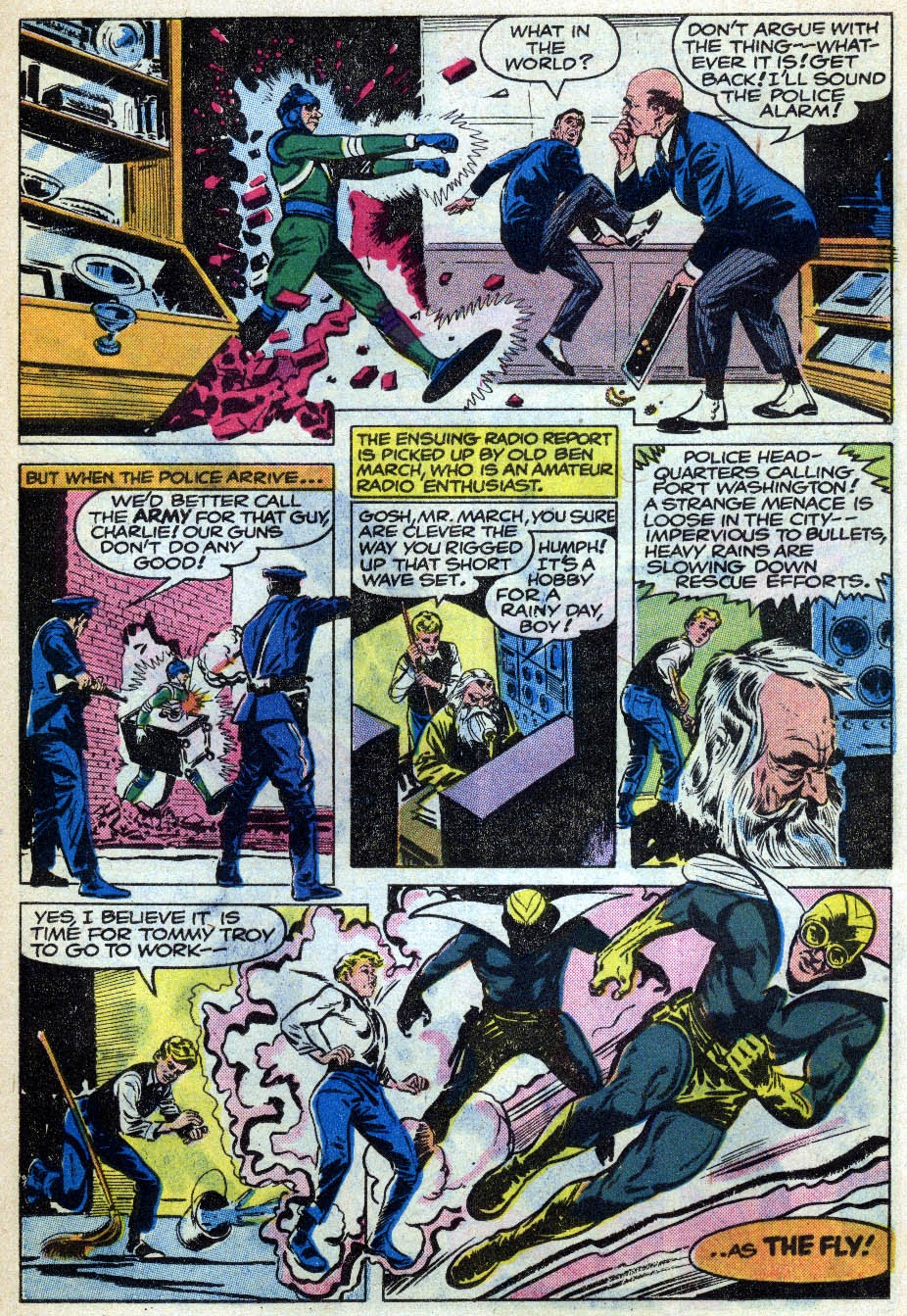 The Fly (1959) issue 3 - Page 21