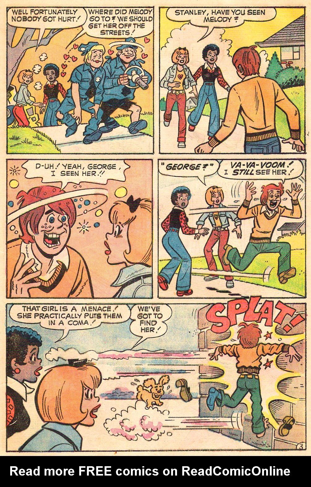 Read online She's Josie comic -  Issue #73 - 5