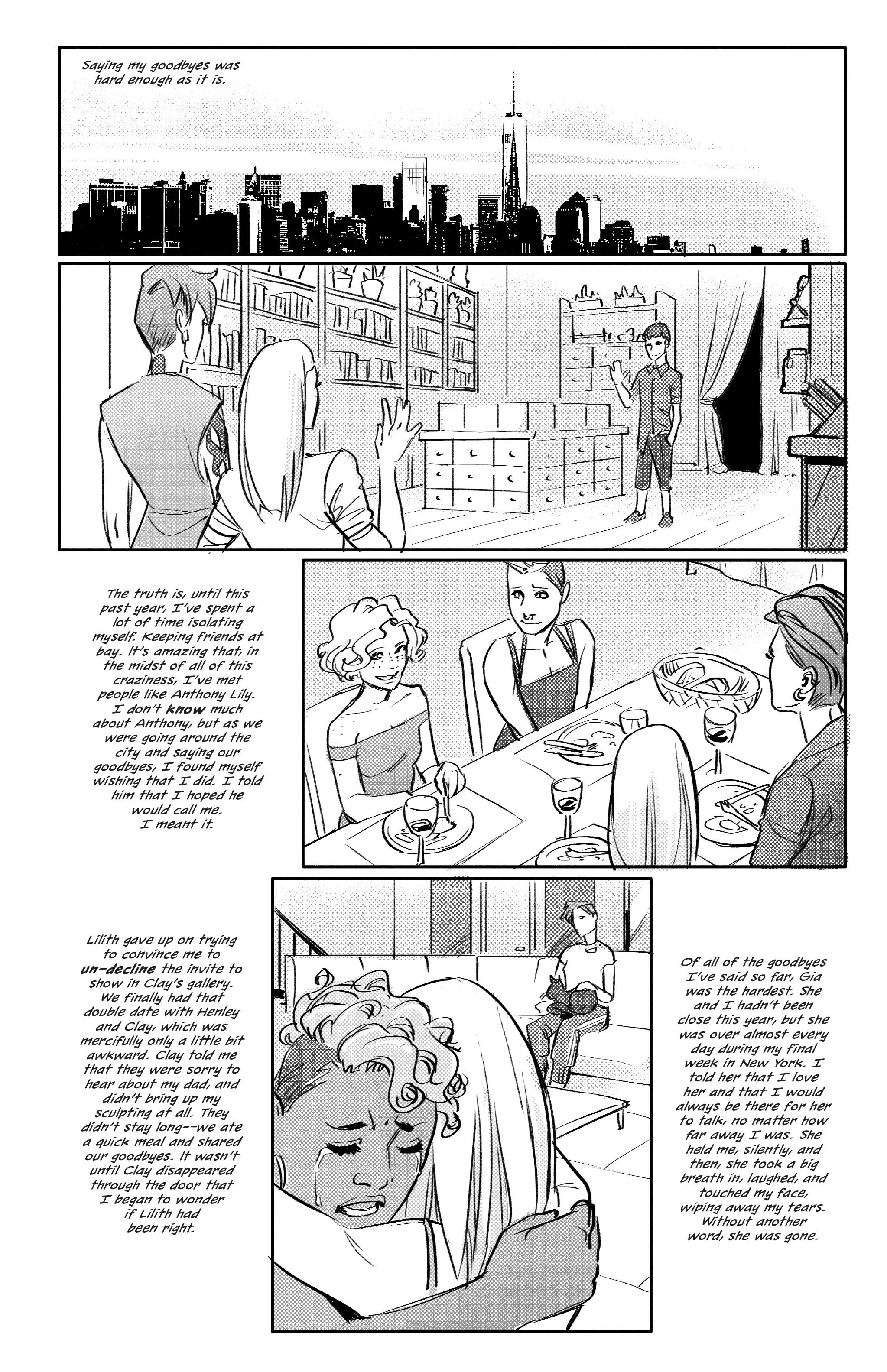 Destiny, NY #12 #12 - English 4