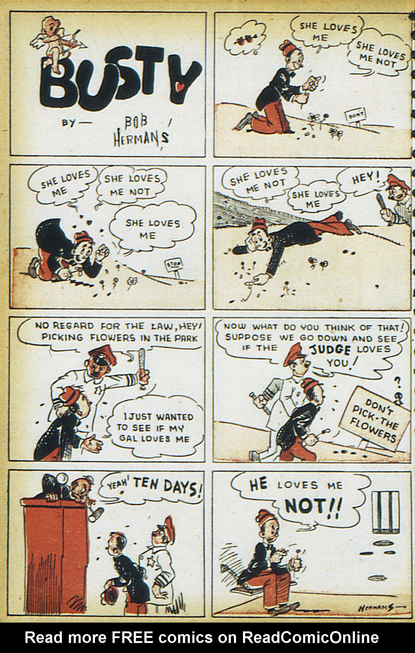 Read online Adventure Comics (1938) comic -  Issue #17 - 31