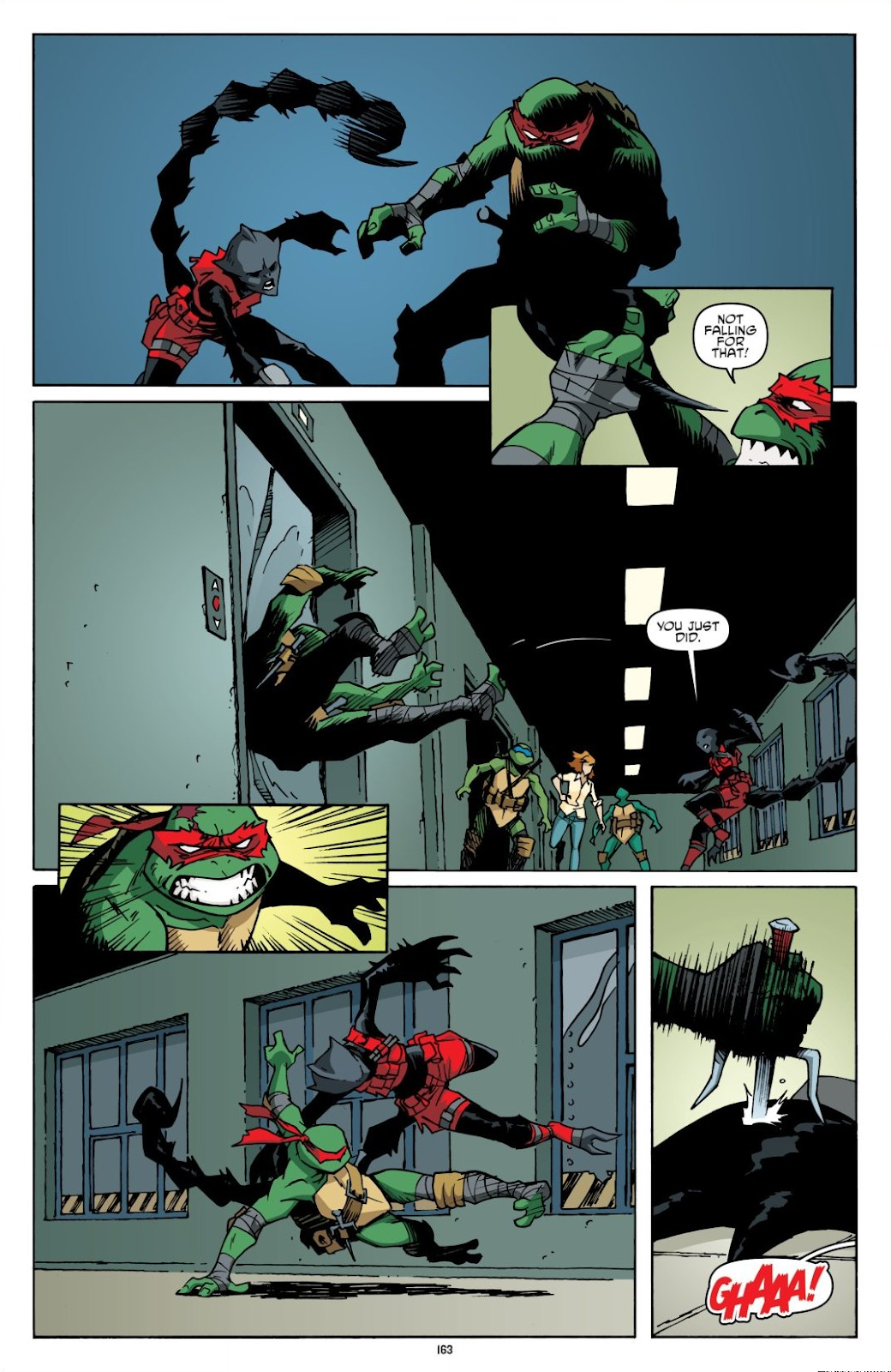 Read online Teenage Mutant Ninja Turtles: The IDW Collection comic -  Issue # TPB 8 (Part 2) - 62