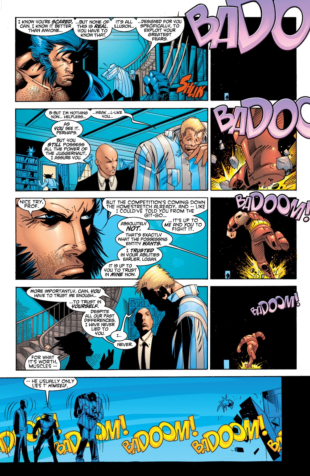Uncanny X-Men (1963) issue 369 - Page 11