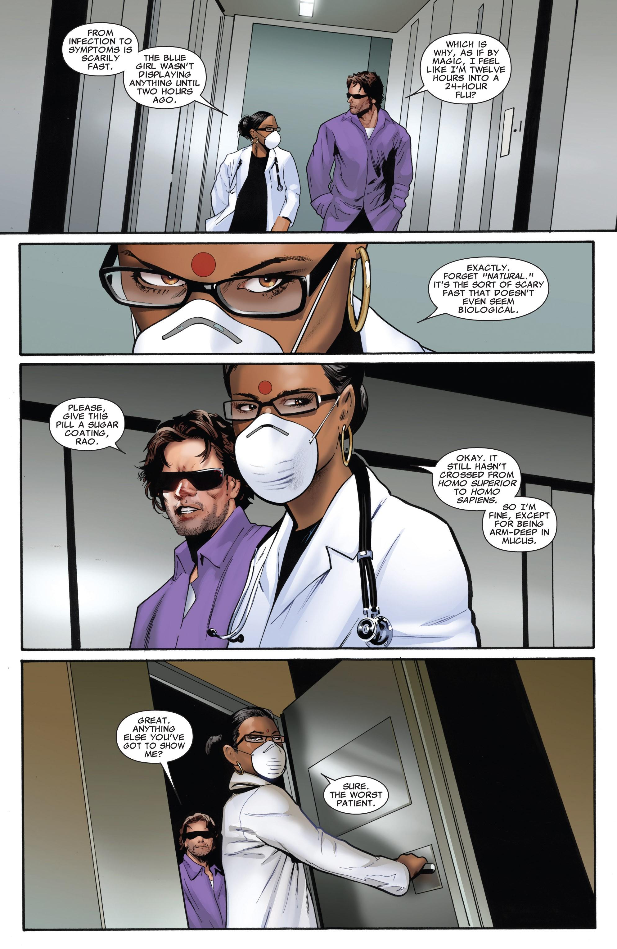Read online Uncanny X-Men (1963) comic -  Issue #531 - 6