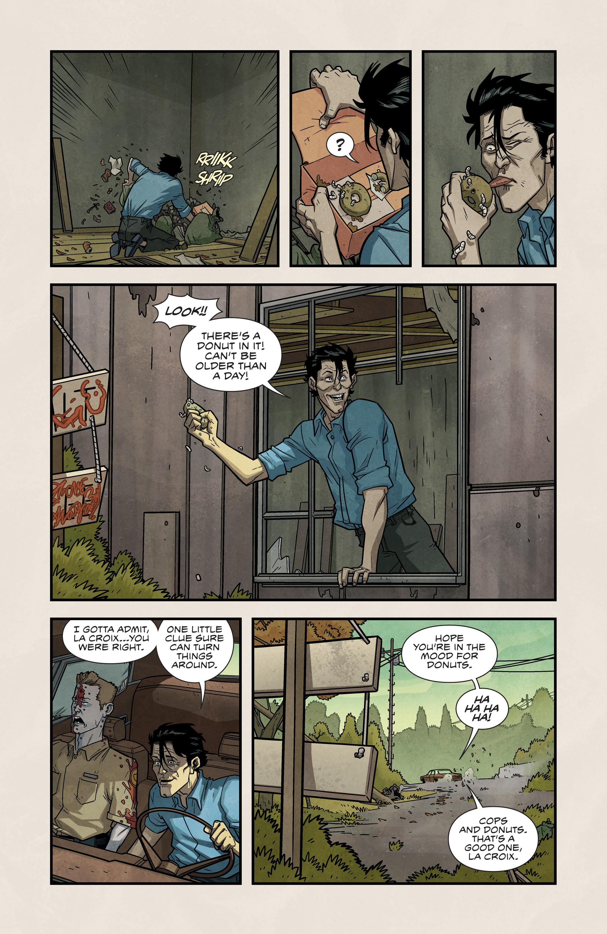Read online Plastic comic -  Issue #2 - 15