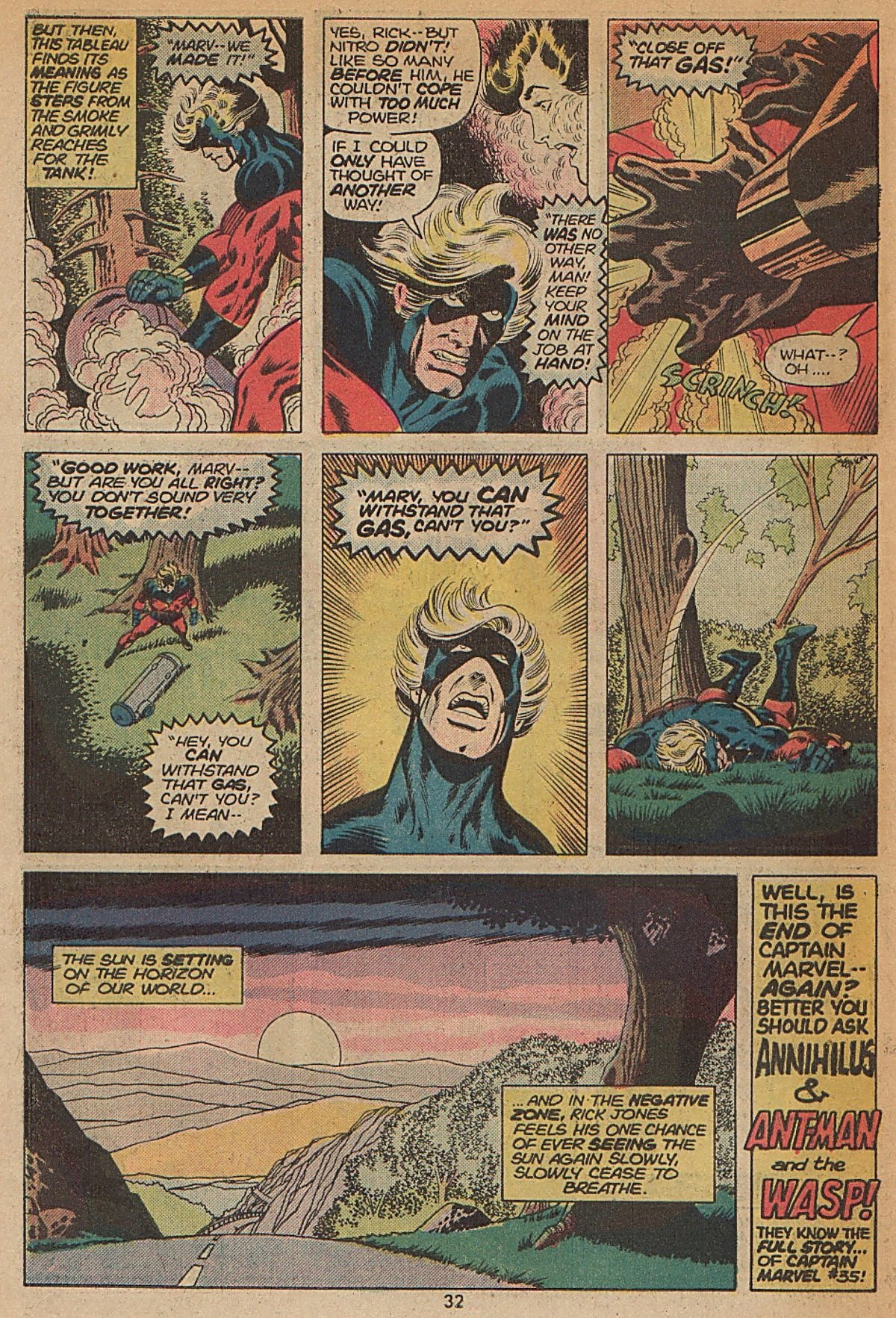 Captain Marvel (1968) 34 Page 21