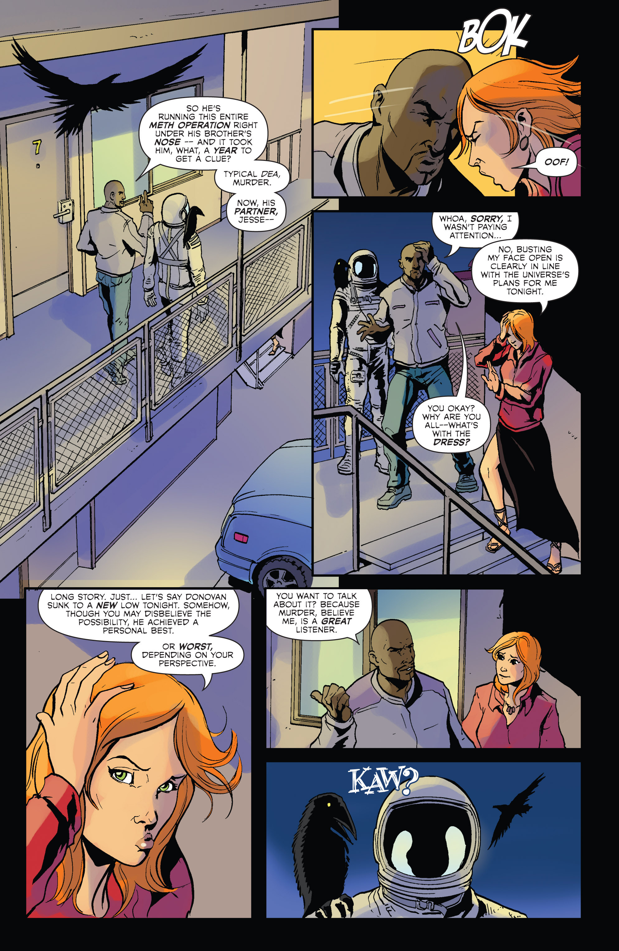 Read online Hoax Hunters (2012) comic -  Issue # TPB 2 - 32