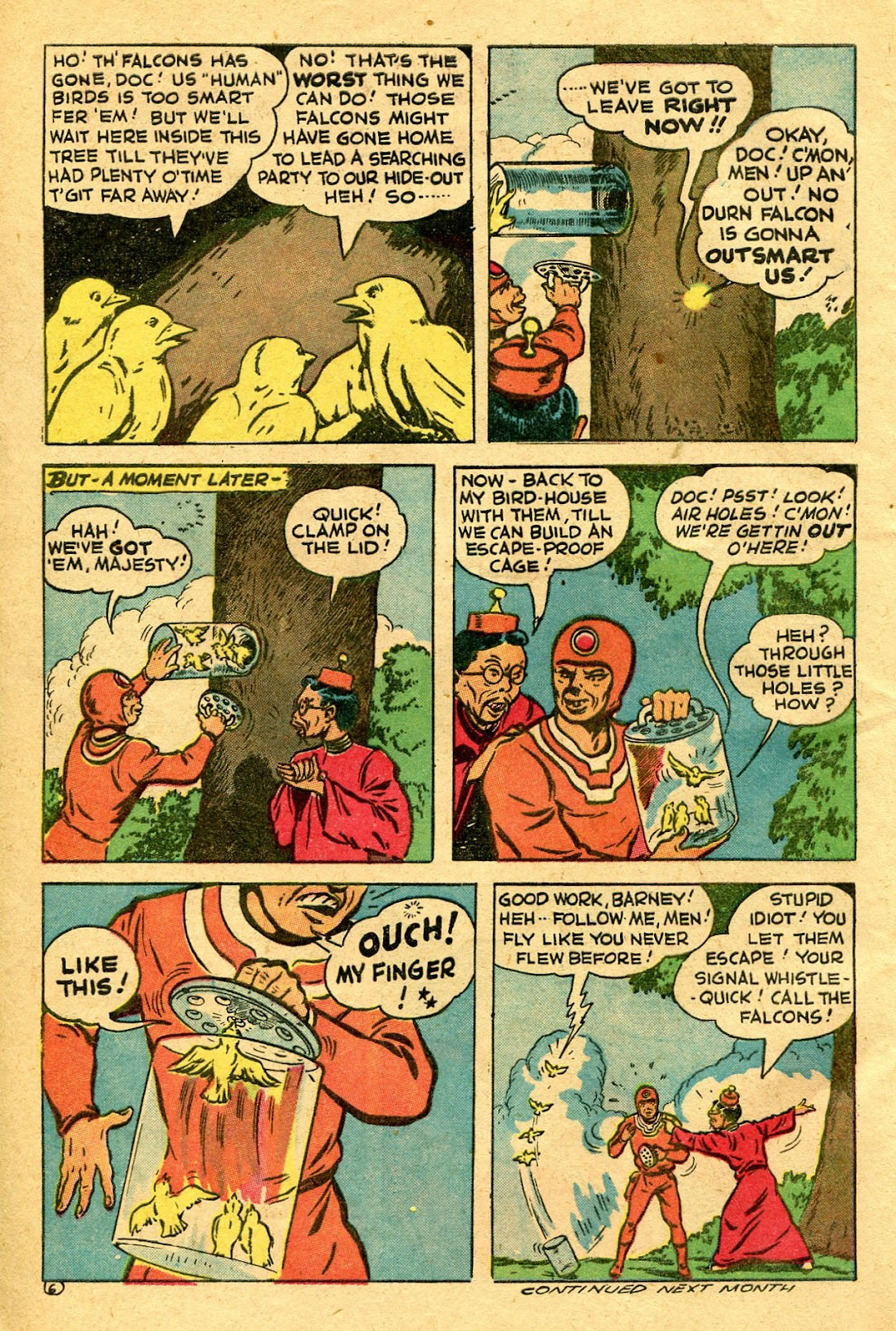 Read online Famous Funnies comic -  Issue #130 - 10