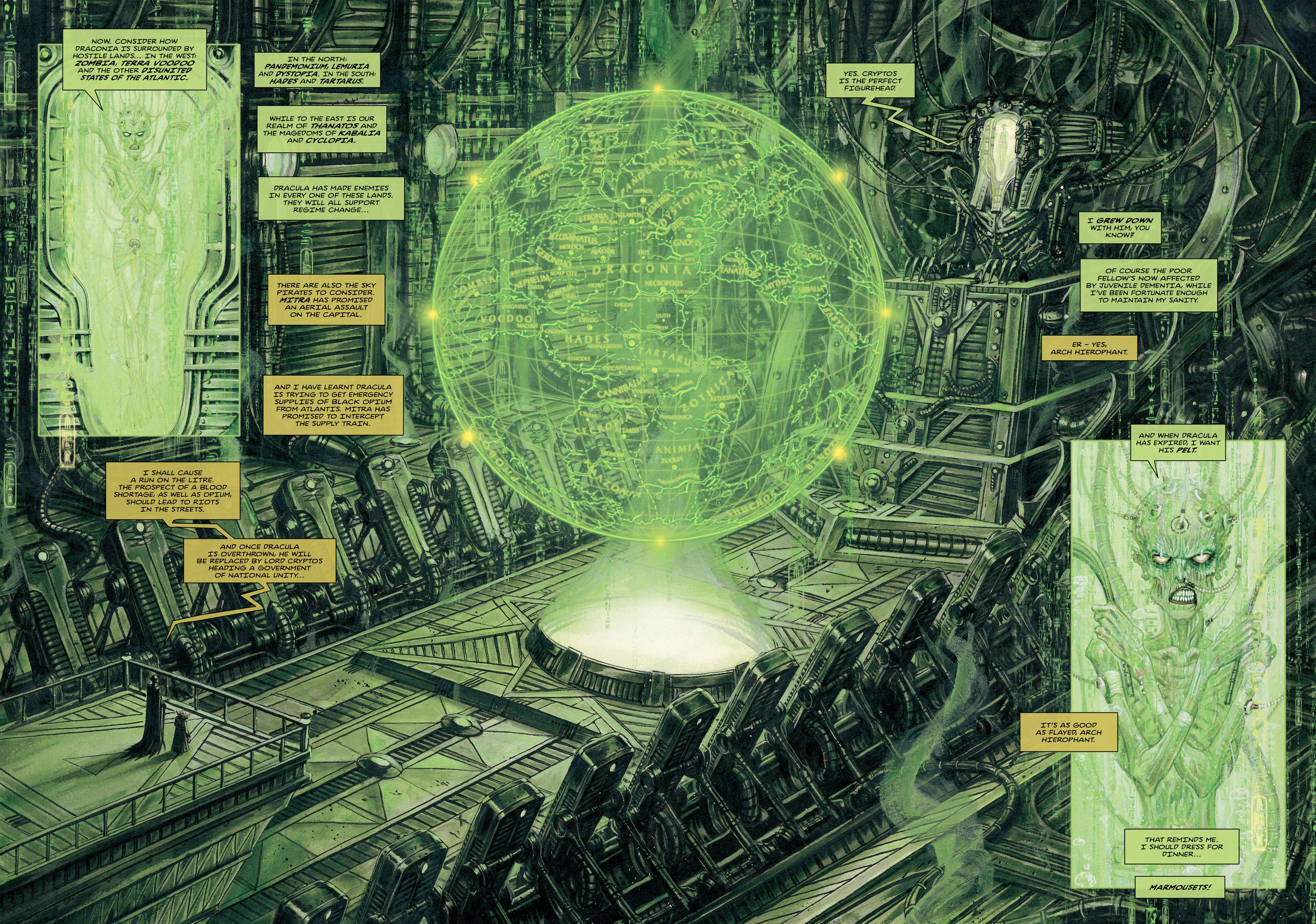 Requiem: Vampire Knight #4 - Read Requiem: Vampire Knight Issue #4