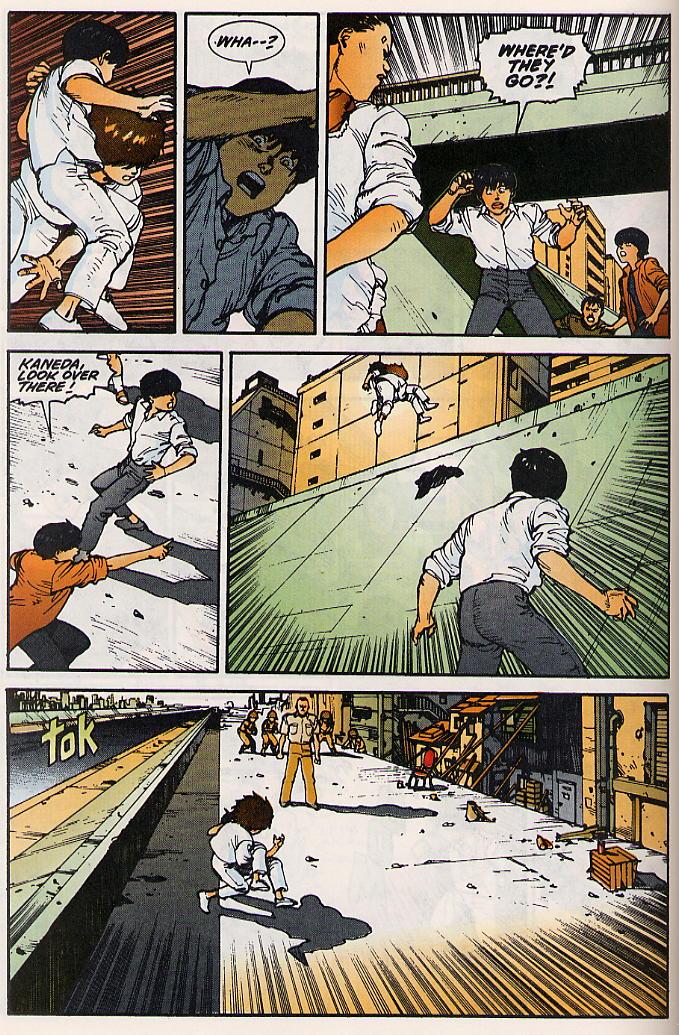 Read online Akira comic -  Issue #15 - 55