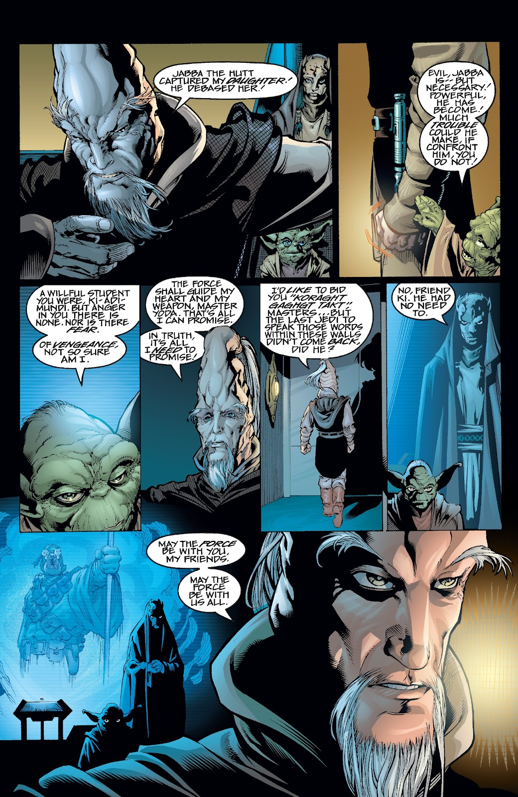 Read online Star Wars Legends Epic Collection: The Menace Revealed comic -  Issue # TPB (Part 2) - 18