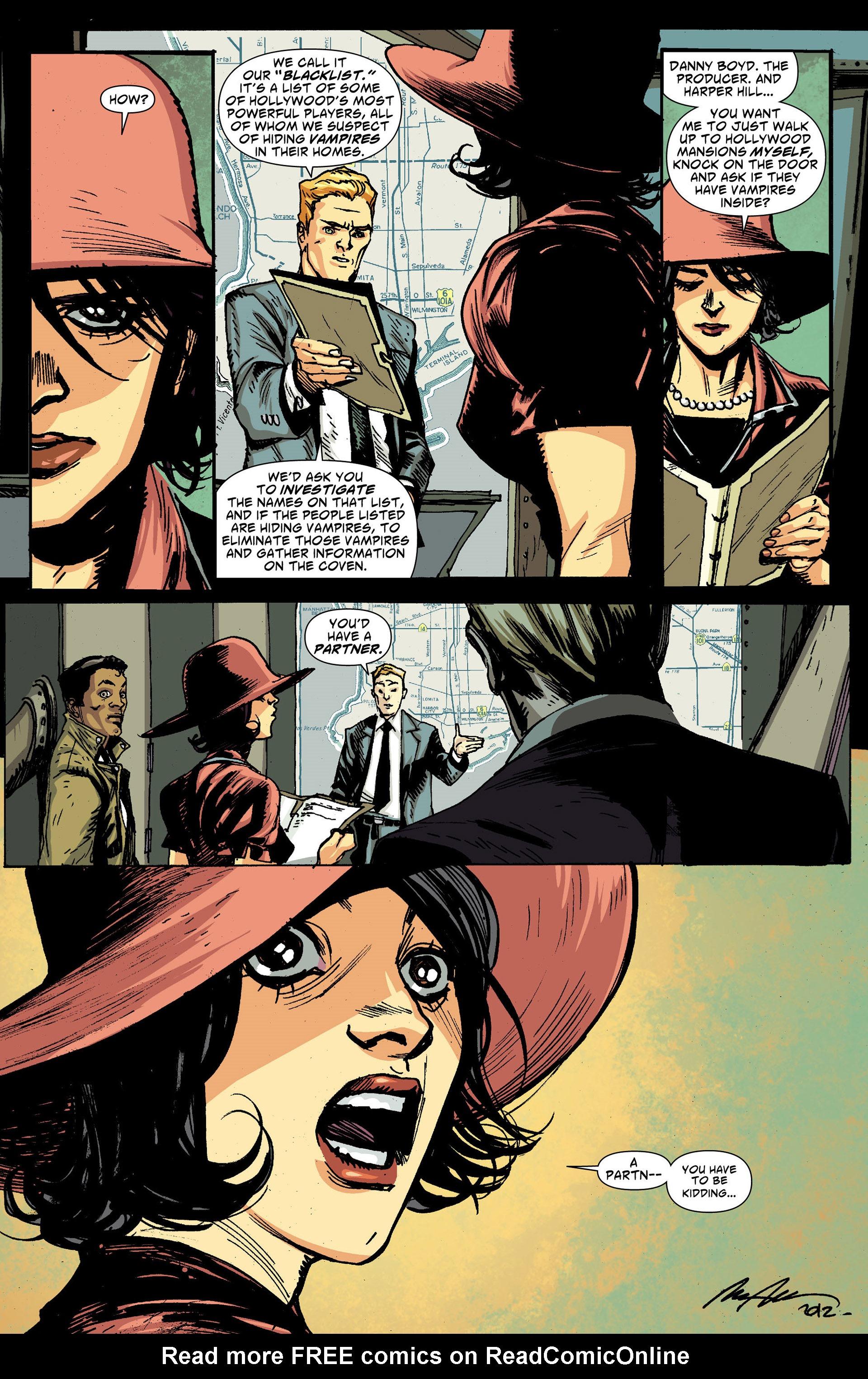 Read online American Vampire comic -  Issue #28 - 17