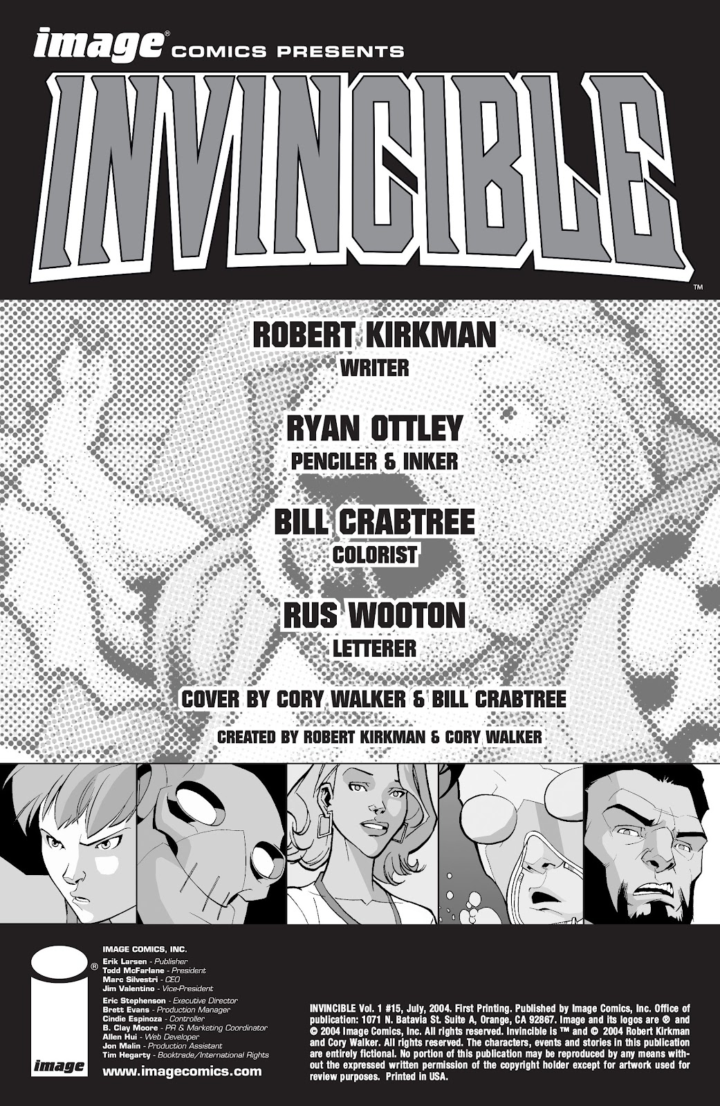 Invincible (2003) 15 Page 2