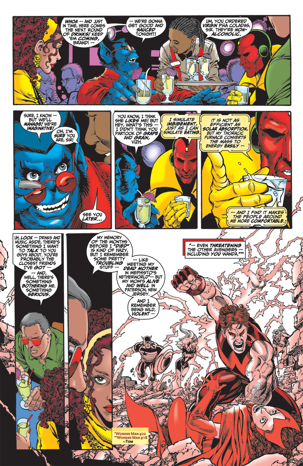 Read online Avengers (1998) comic -  Issue #14 - 9