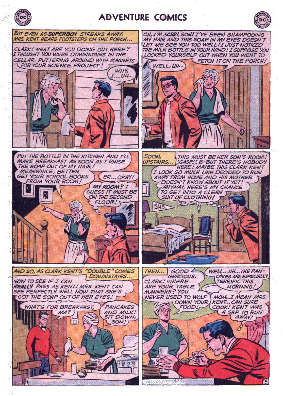 Read online Adventure Comics (1938) comic -  Issue #290 - 22