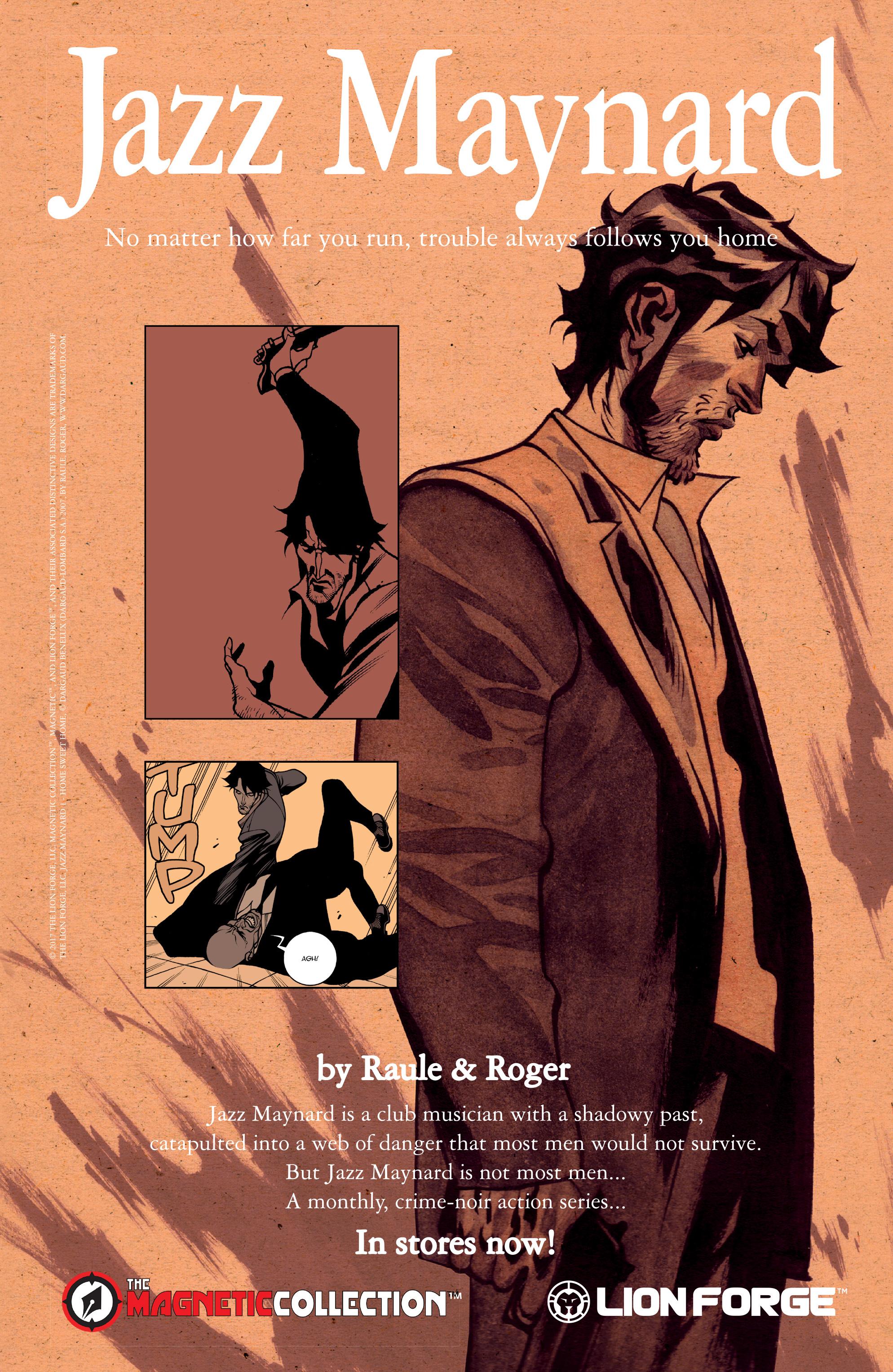 Read online Ab Irato comic -  Issue #2 - 32