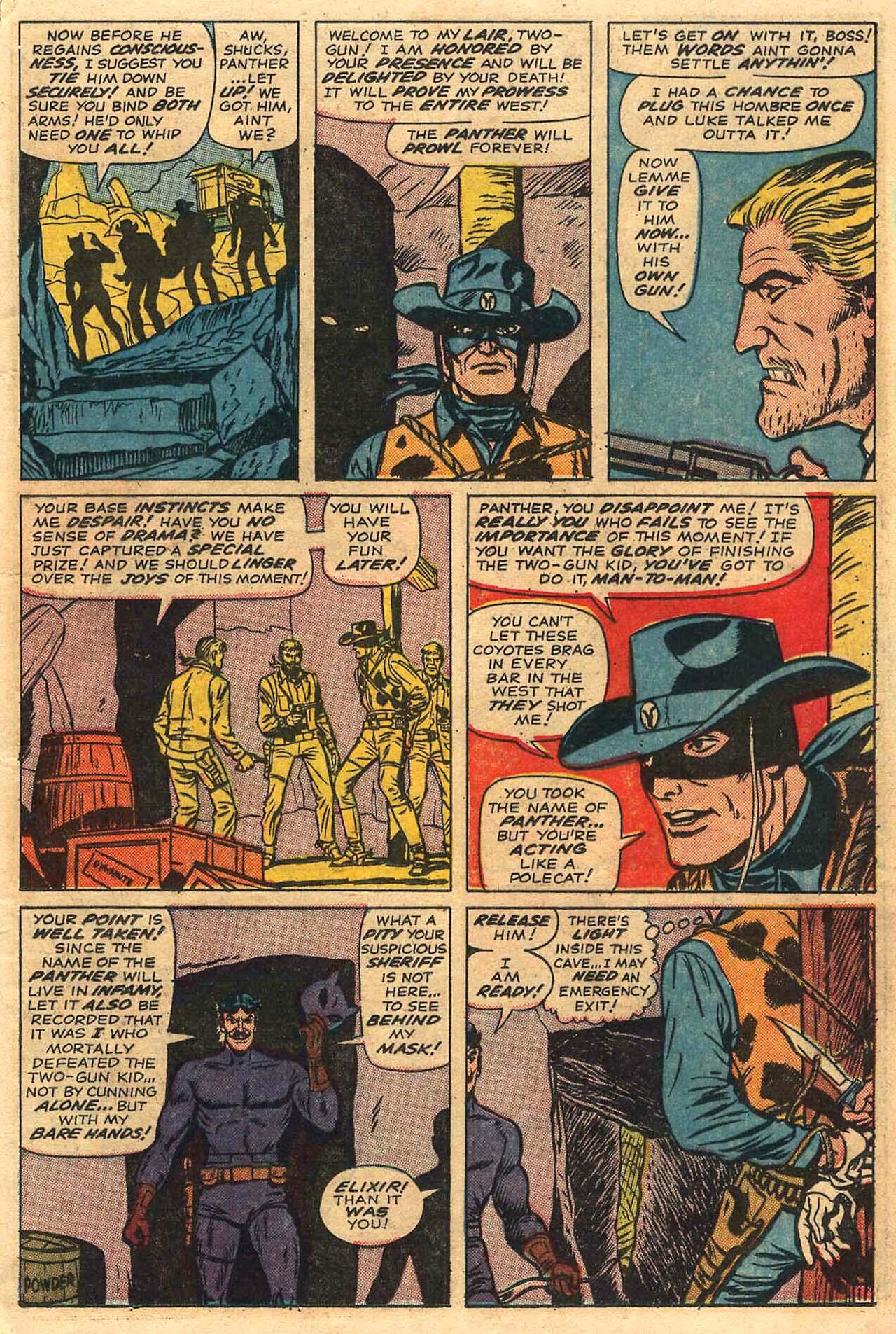 Read online Two-Gun Kid comic -  Issue #77 - 15