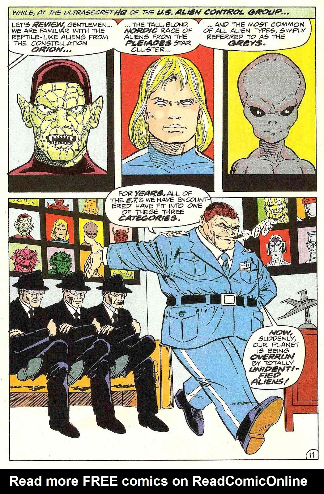 Read online Zen Intergalactic Ninja (1992) comic -  Issue #3 - 16