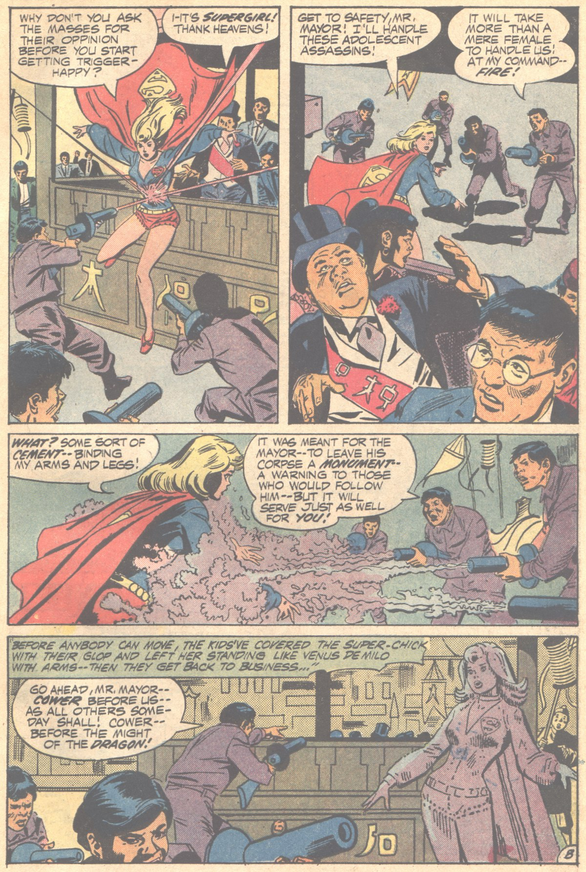 Read online Adventure Comics (1938) comic -  Issue #418 - 11