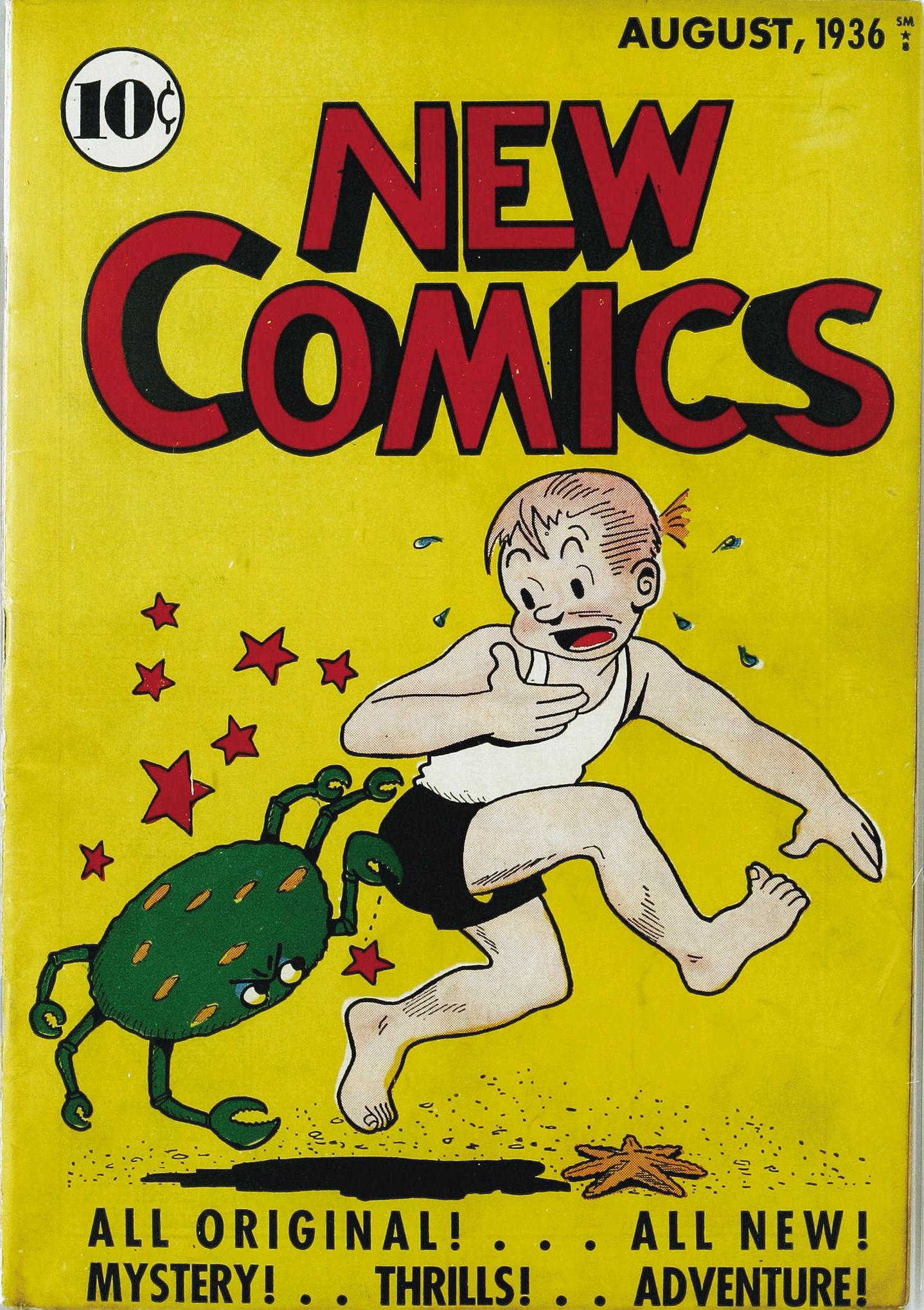 Read online Adventure Comics (1938) comic -  Issue #7 - 2