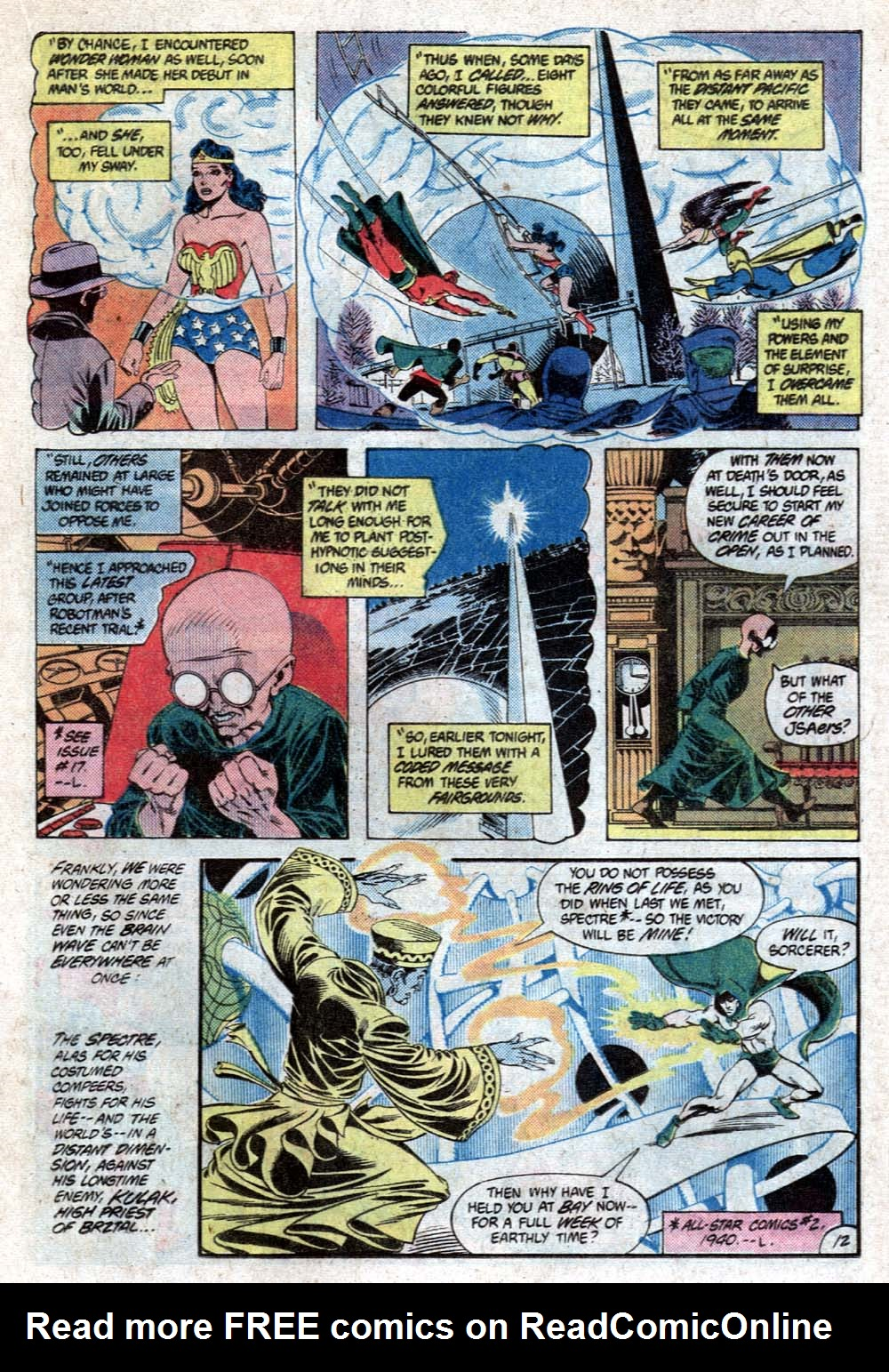 Read online All-Star Squadron comic -  Issue #20 - 15
