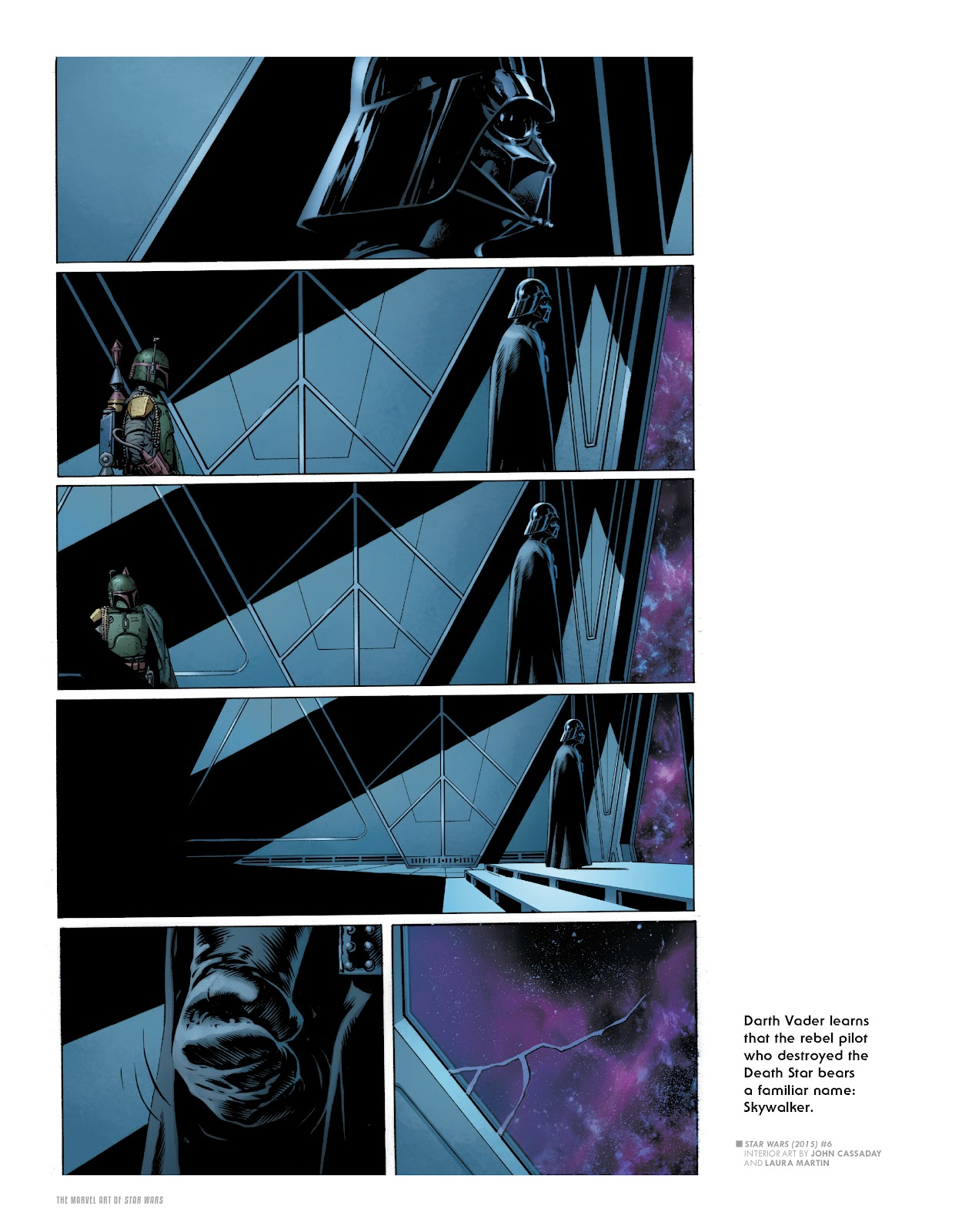 Read online The Marvel Art of Star Wars comic -  Issue # TPB (Part 1) - 31