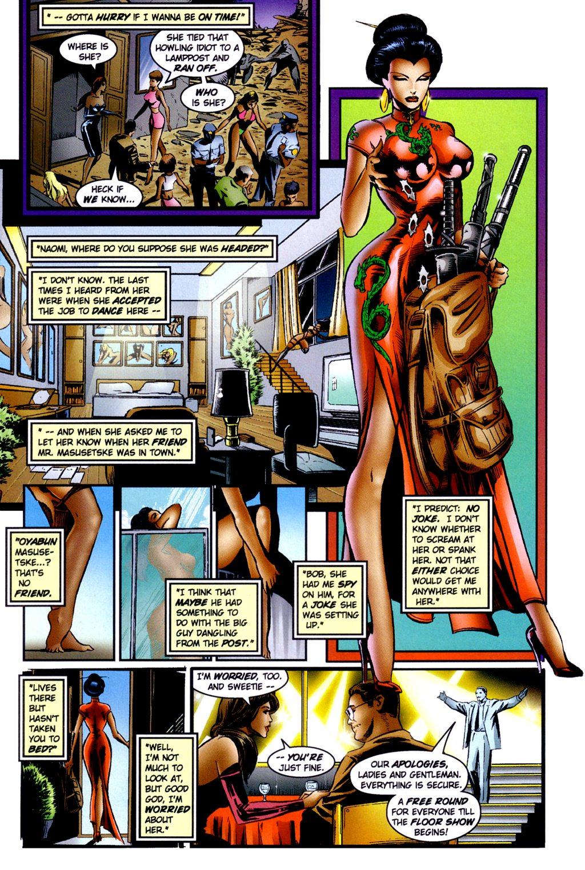 Read online Jade Warriors comic -  Issue #2 - 17