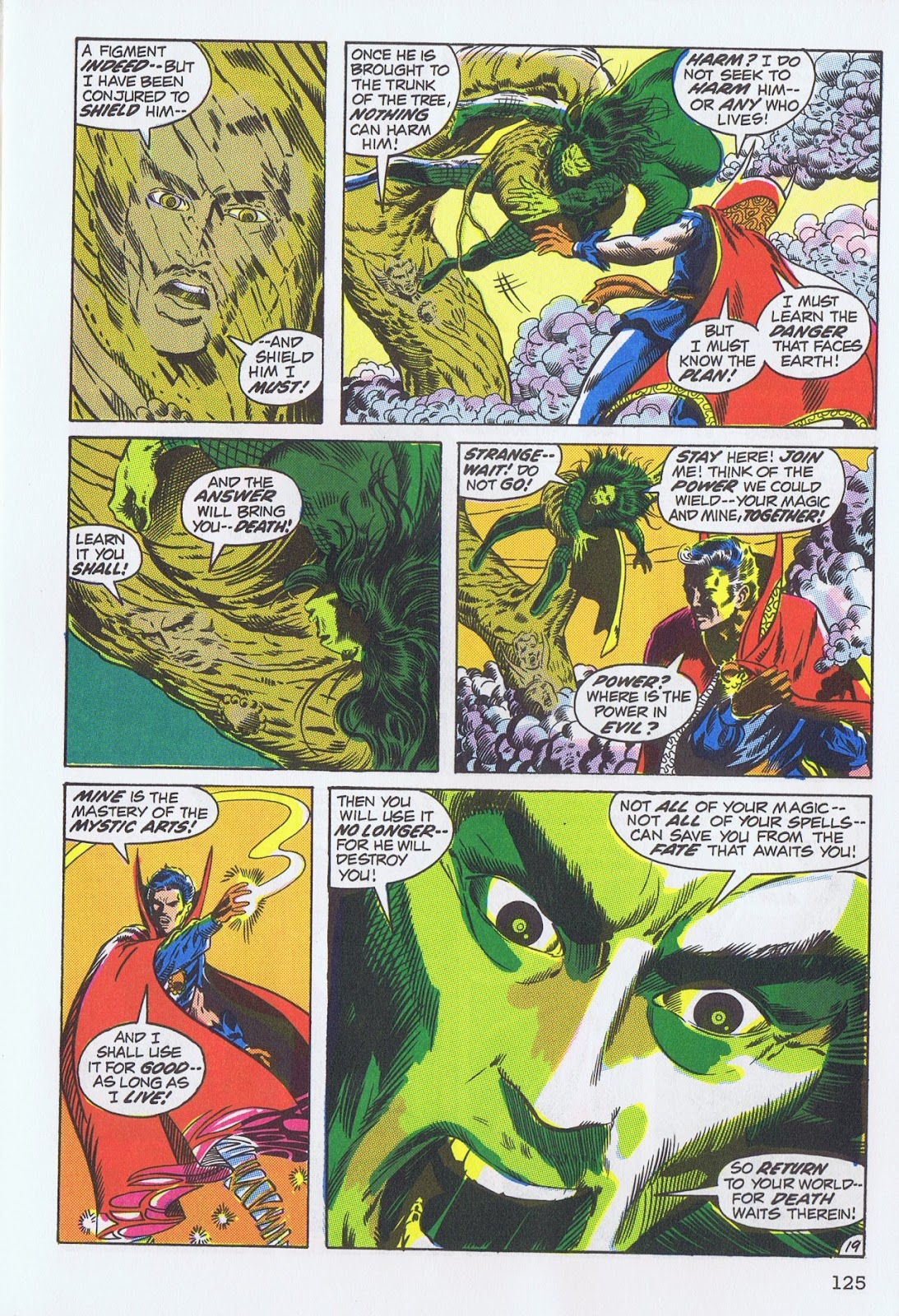 Doctor Strange: Master of the Mystic Arts issue TPB - Page 119