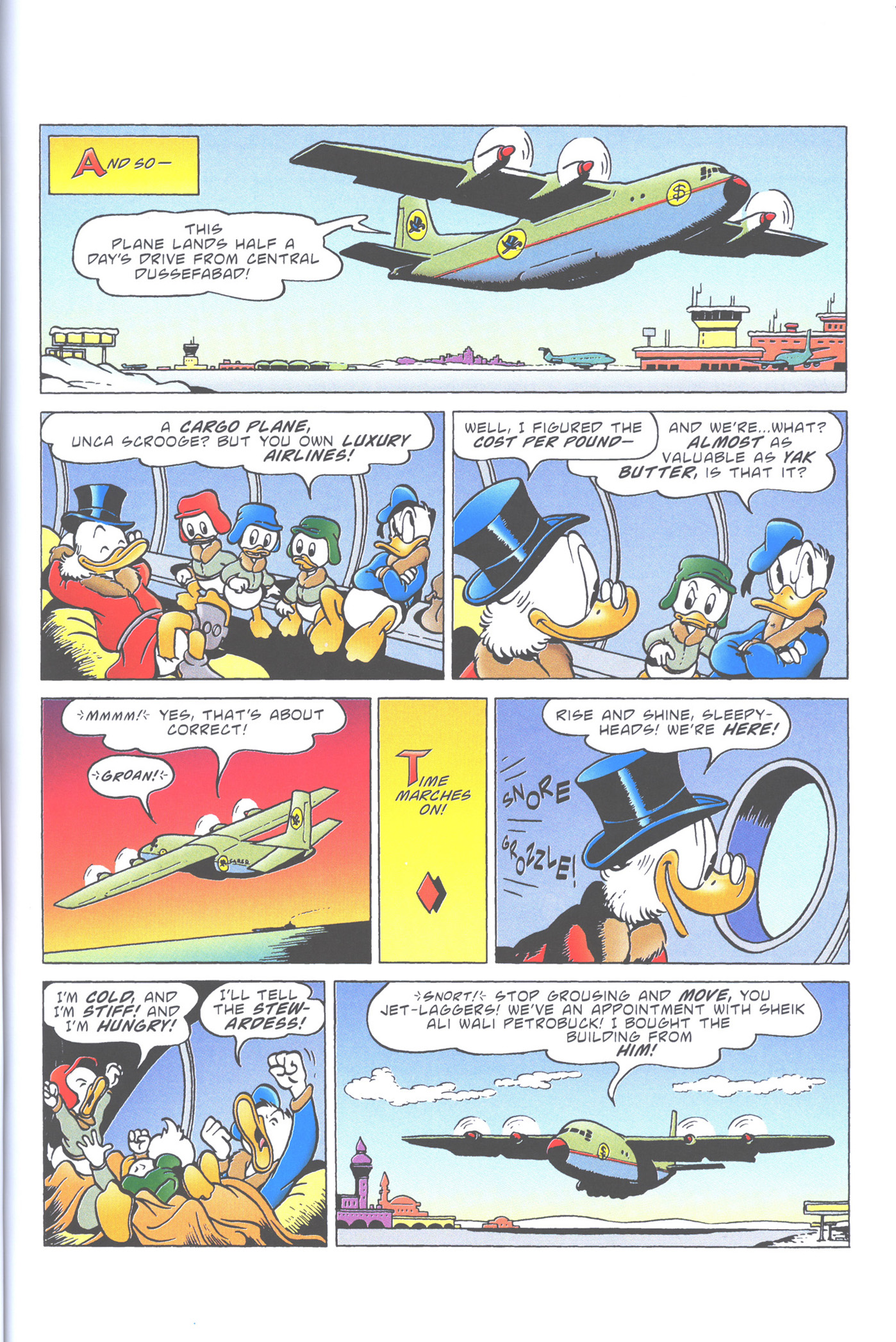 Read online Uncle Scrooge (1953) comic -  Issue #363 - 7
