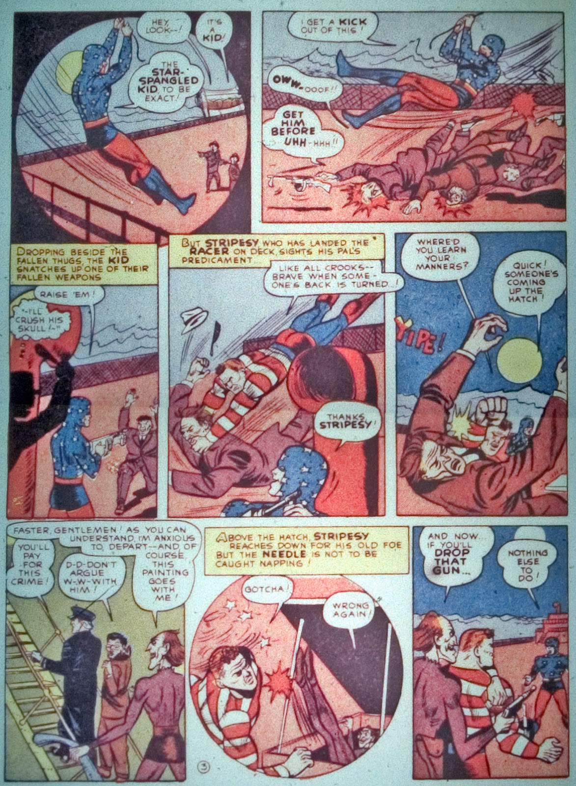 Star Spangled Comics (1941) issue 7 - Page 56