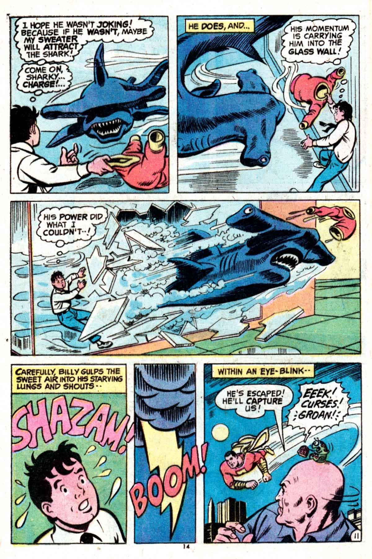 Read online Shazam! (1973) comic -  Issue #15 - 14